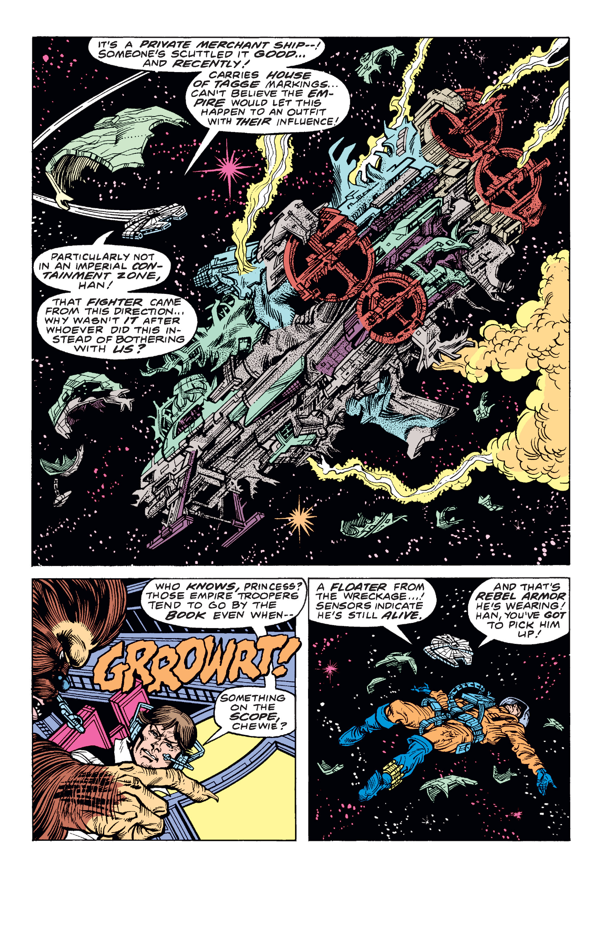 Read online Star Wars Omnibus comic -  Issue # Vol. 13 - 320