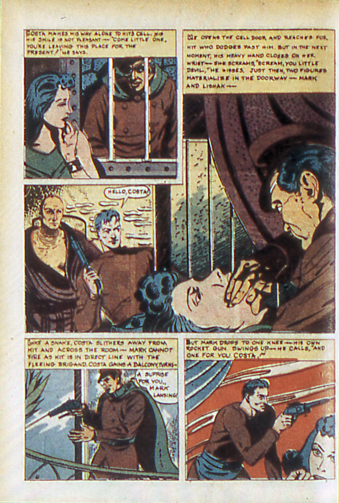 Read online Adventure Comics (1938) comic -  Issue #61 - 17