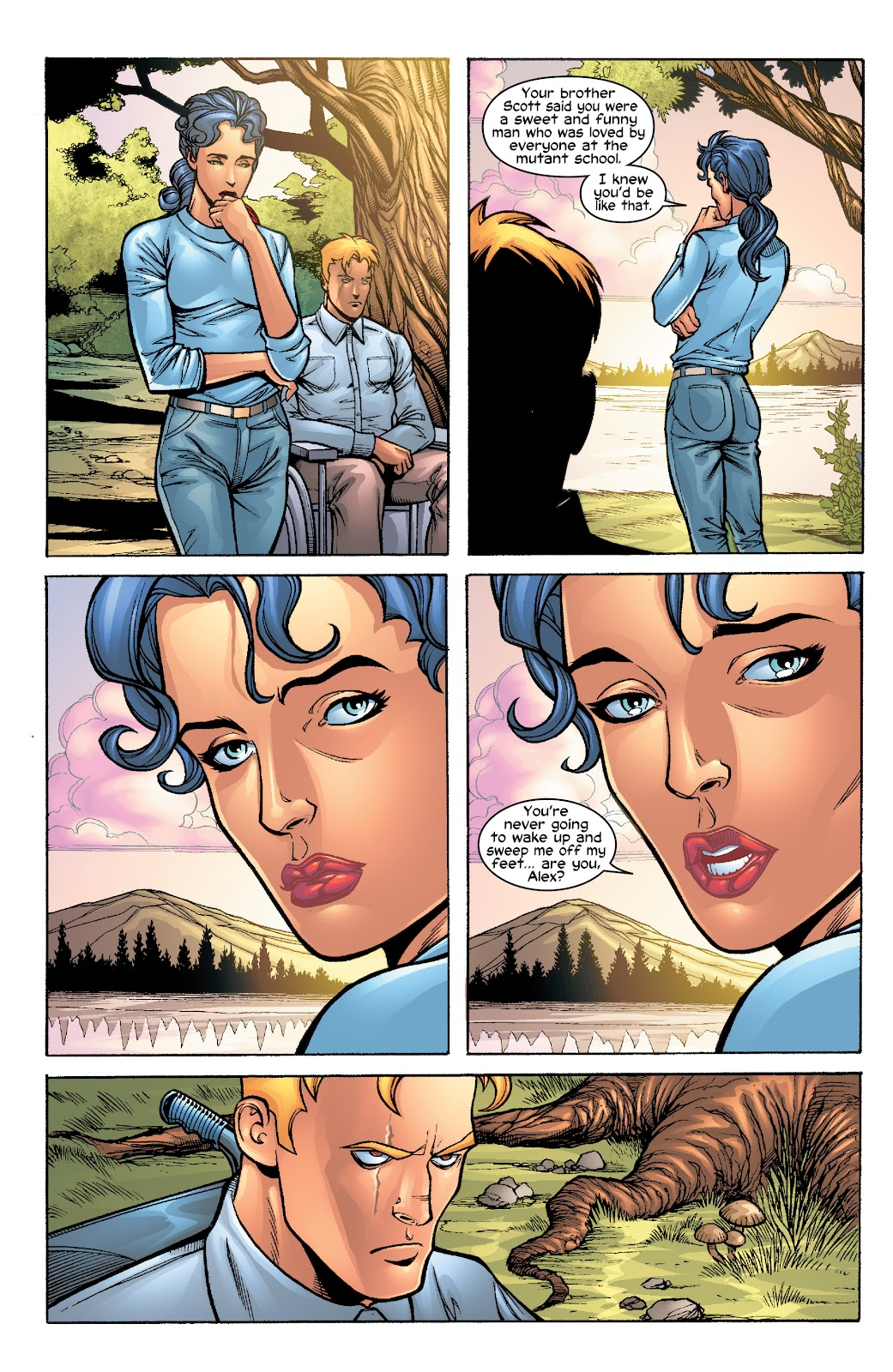 Read online X-Men: Unstoppable comic -  Issue # TPB (Part 1) - 55