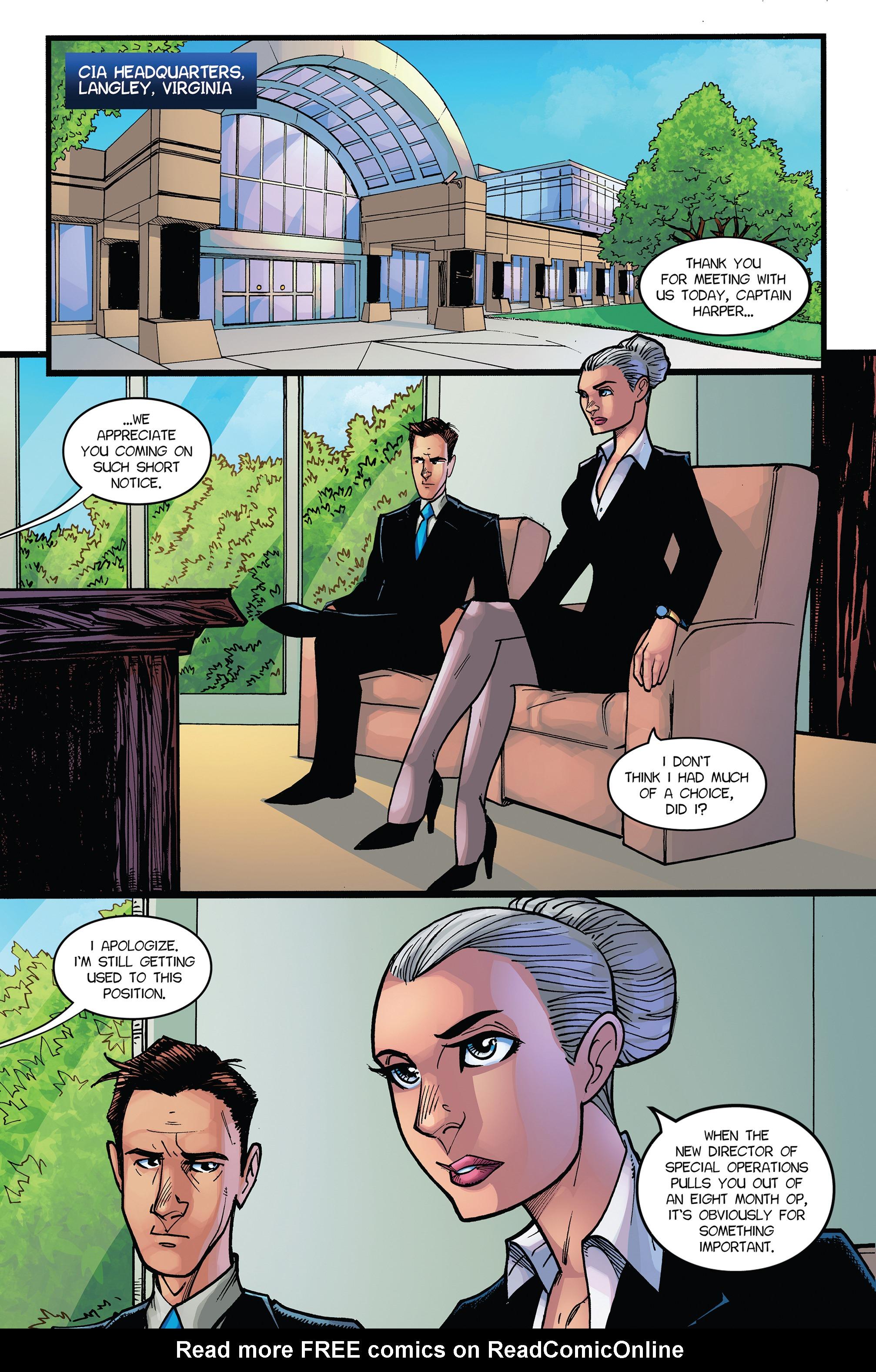 Read online Antiis Comics Presents, Vol. 1: Midknight comic -  Issue #Antiis Comics Presents, Vol. 1: Midknight Full - 27
