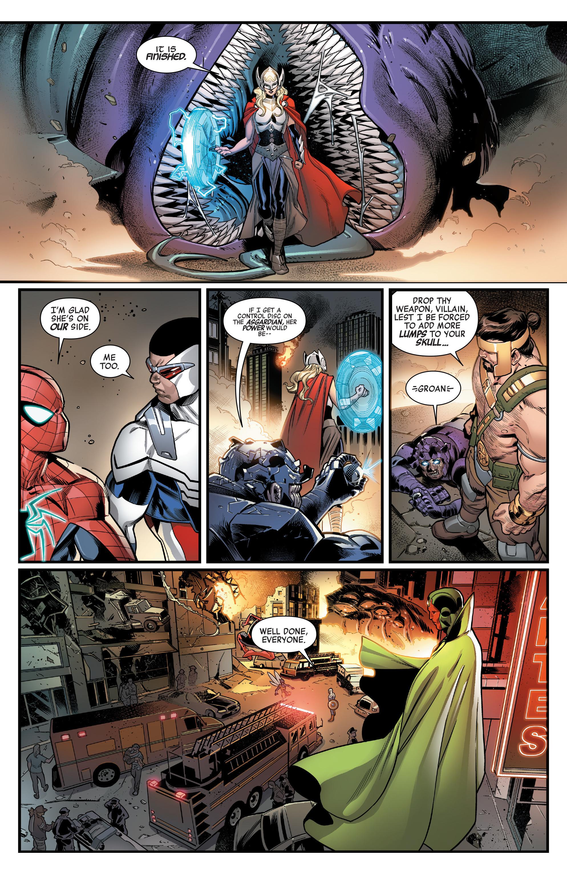 Read online Avengers (2016) comic -  Issue #1.MU - 29