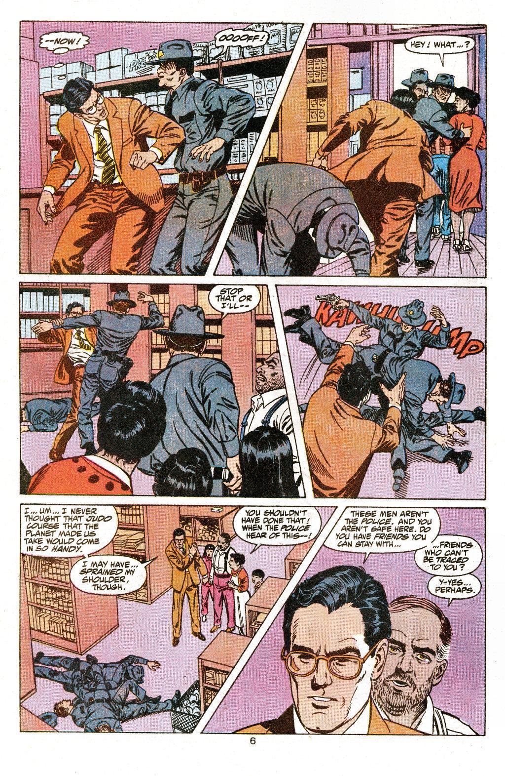 Action Comics (1938) 658 Page 6