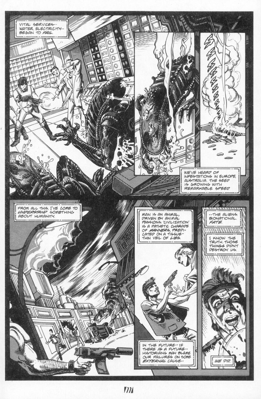 Read online Aliens (1988) comic -  Issue #6 - 13