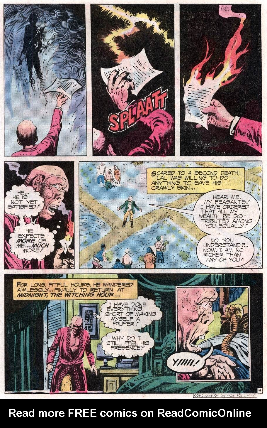 The Witching Hour (1969) issue 72 - Page 17