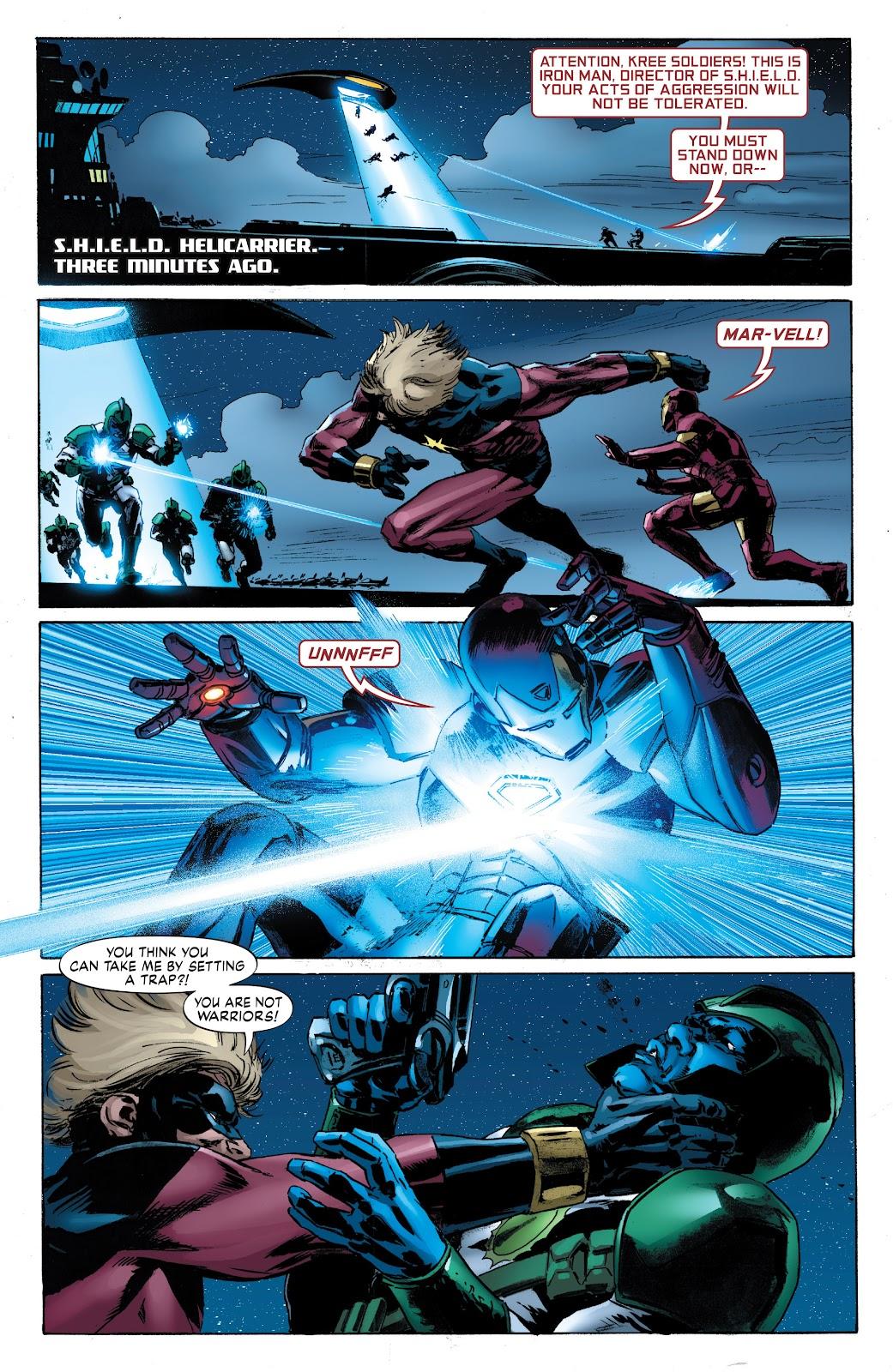 Read online Secret Invasion: Rise of the Skrulls comic -  Issue # TPB (Part 4) - 6