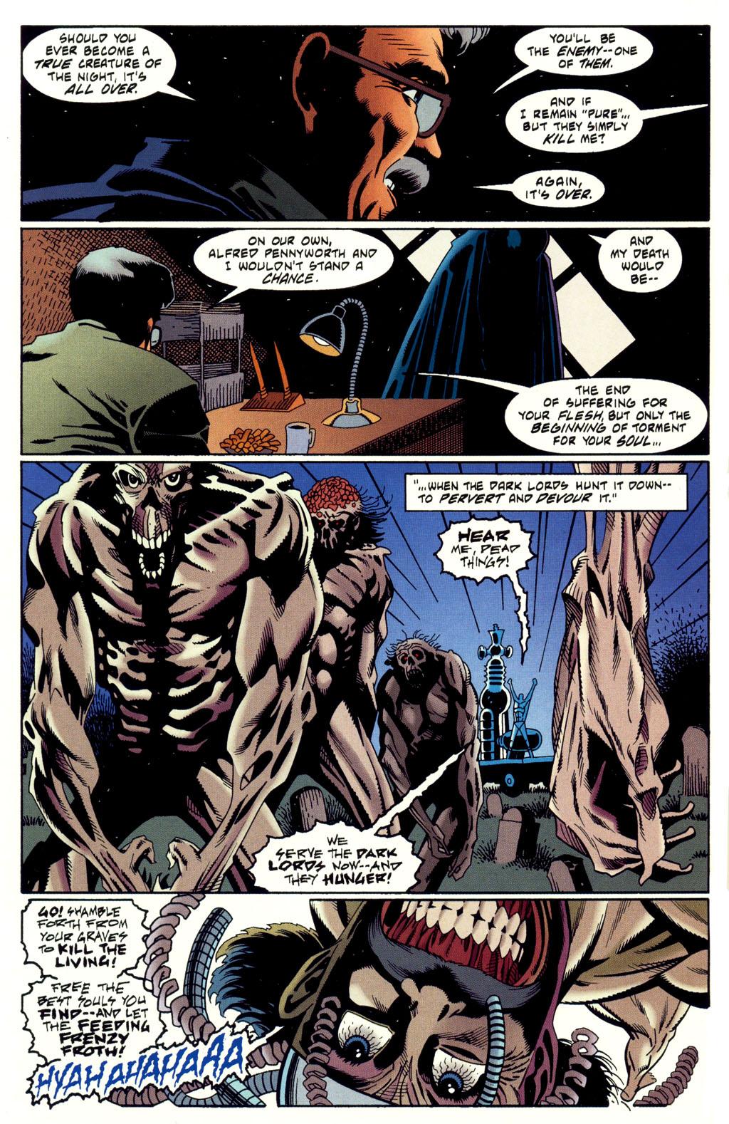 Read online Batman: Haunted Gotham comic -  Issue #2 - 4