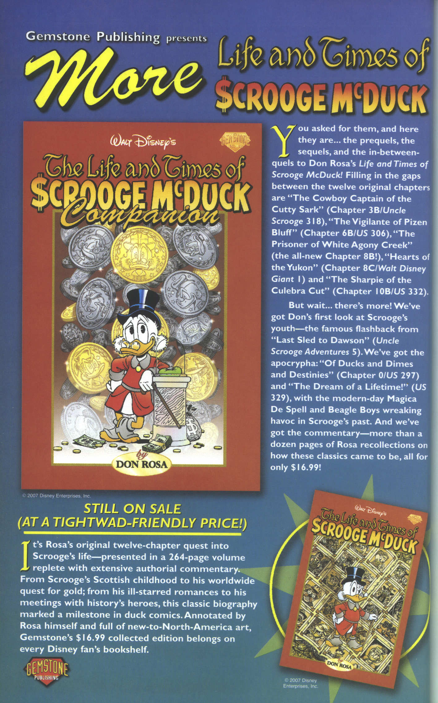 Read online Uncle Scrooge (1953) comic -  Issue #366 - 28