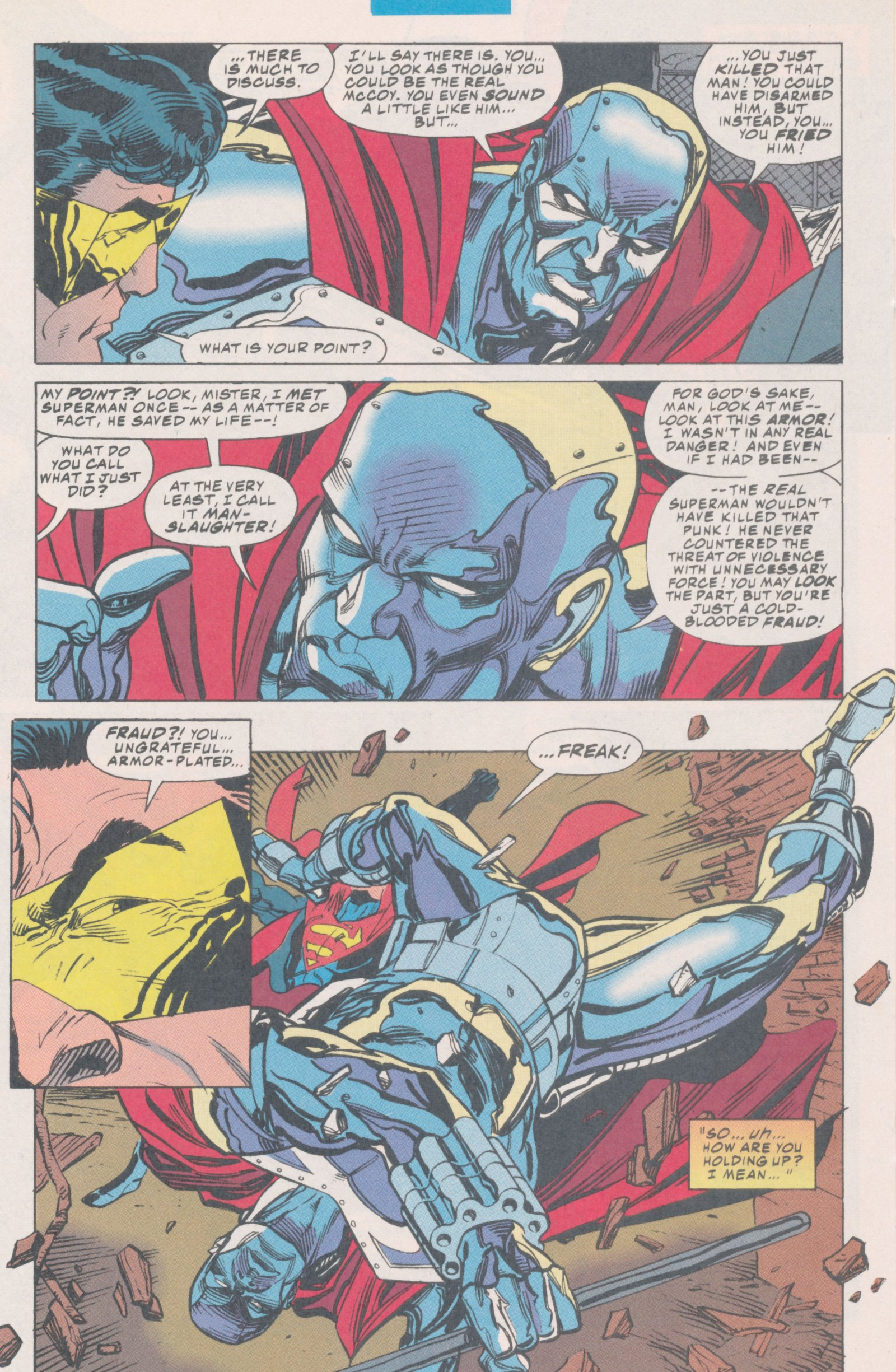 Action Comics (1938) 689 Page 19