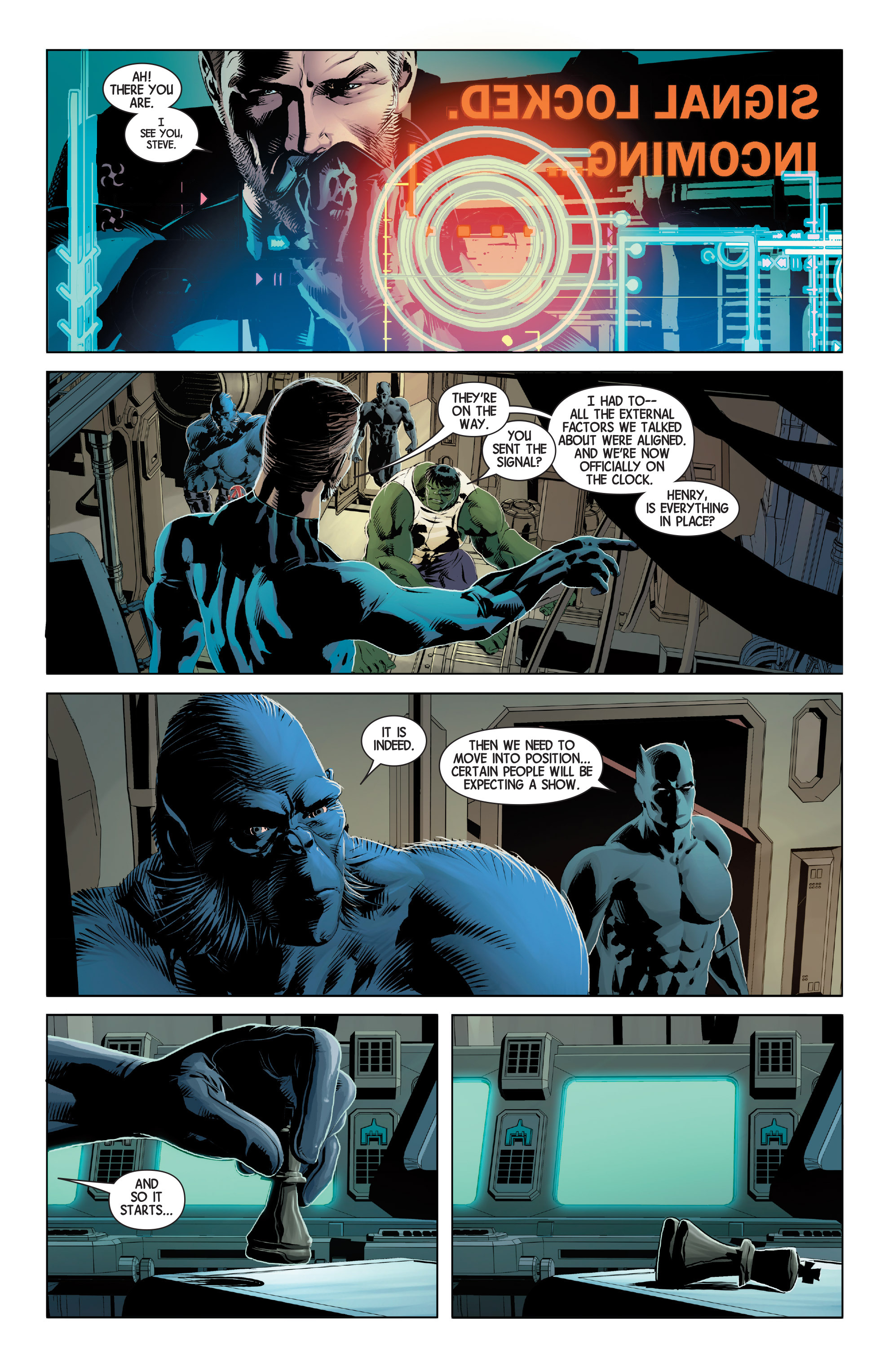 Read online Avengers (2013) comic -  Issue #39 - 9