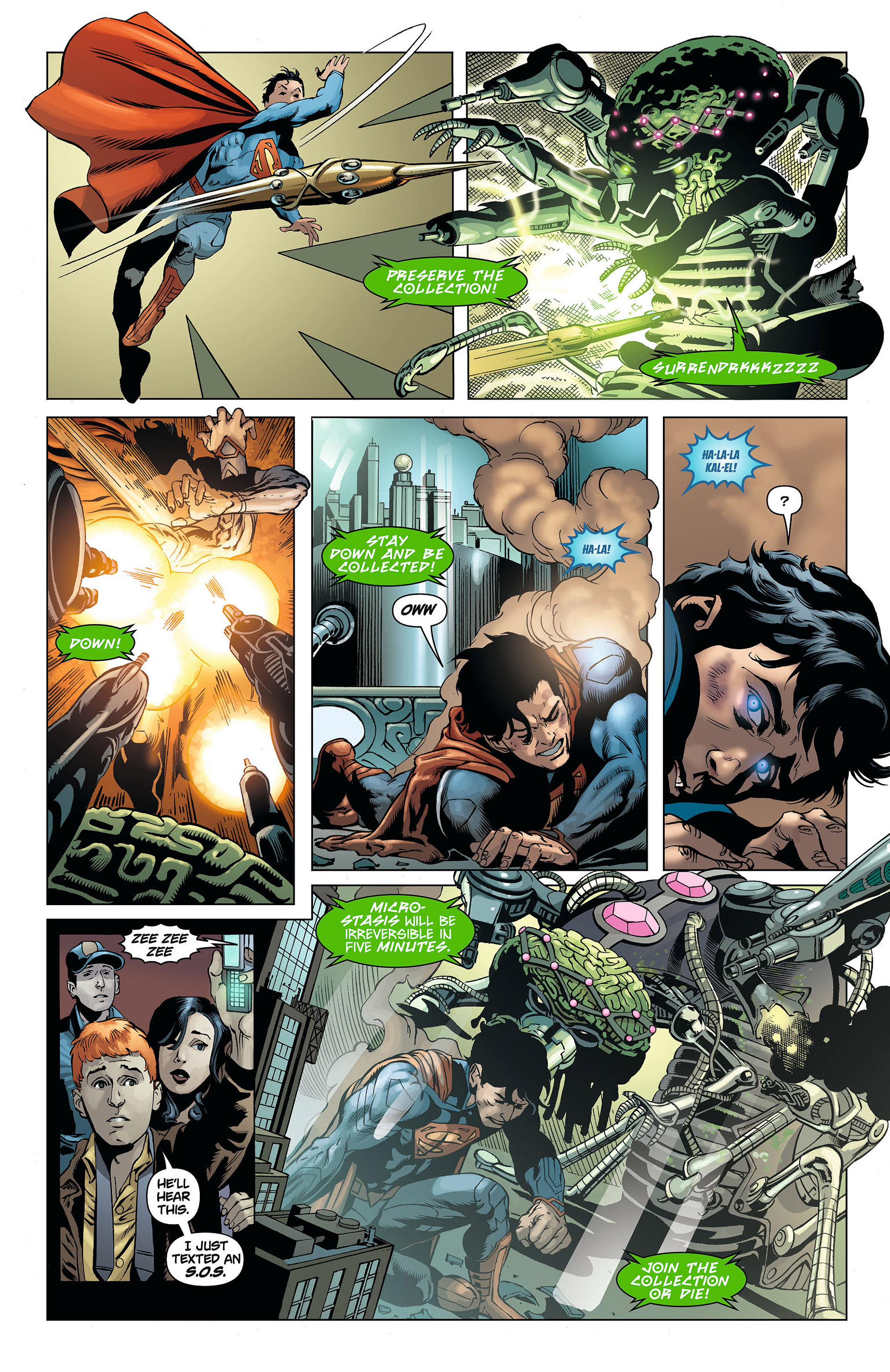Read online Action Comics (2011) comic -  Issue #8 - 12