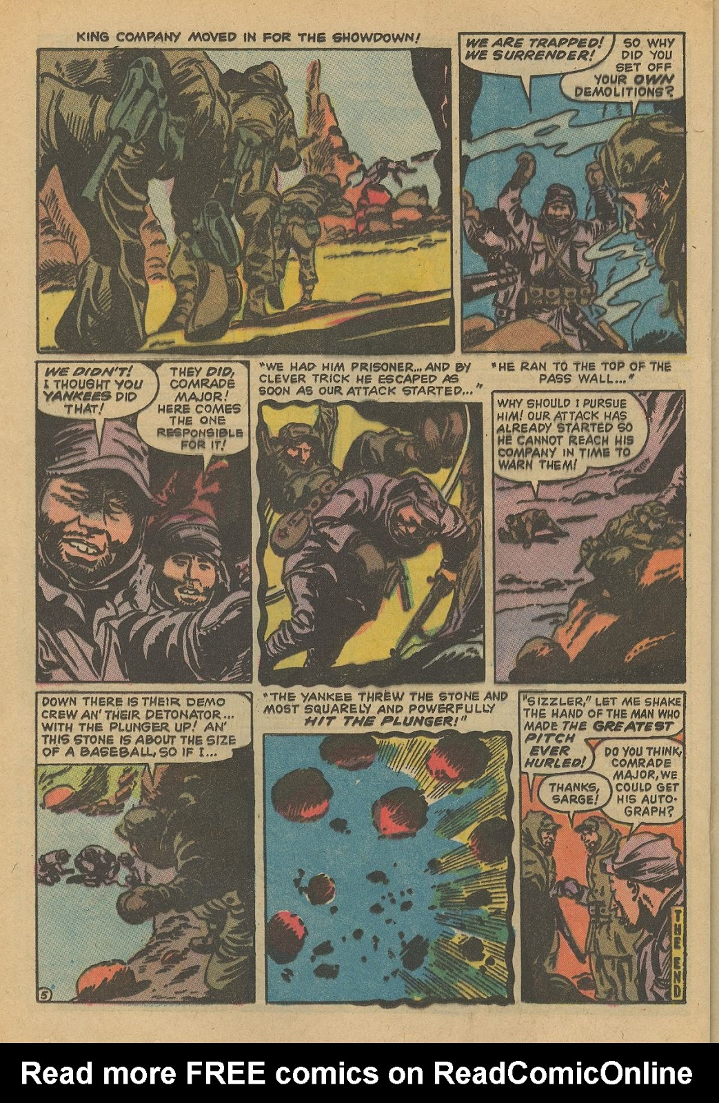 War Is Hell (1973) issue 5 - Page 24