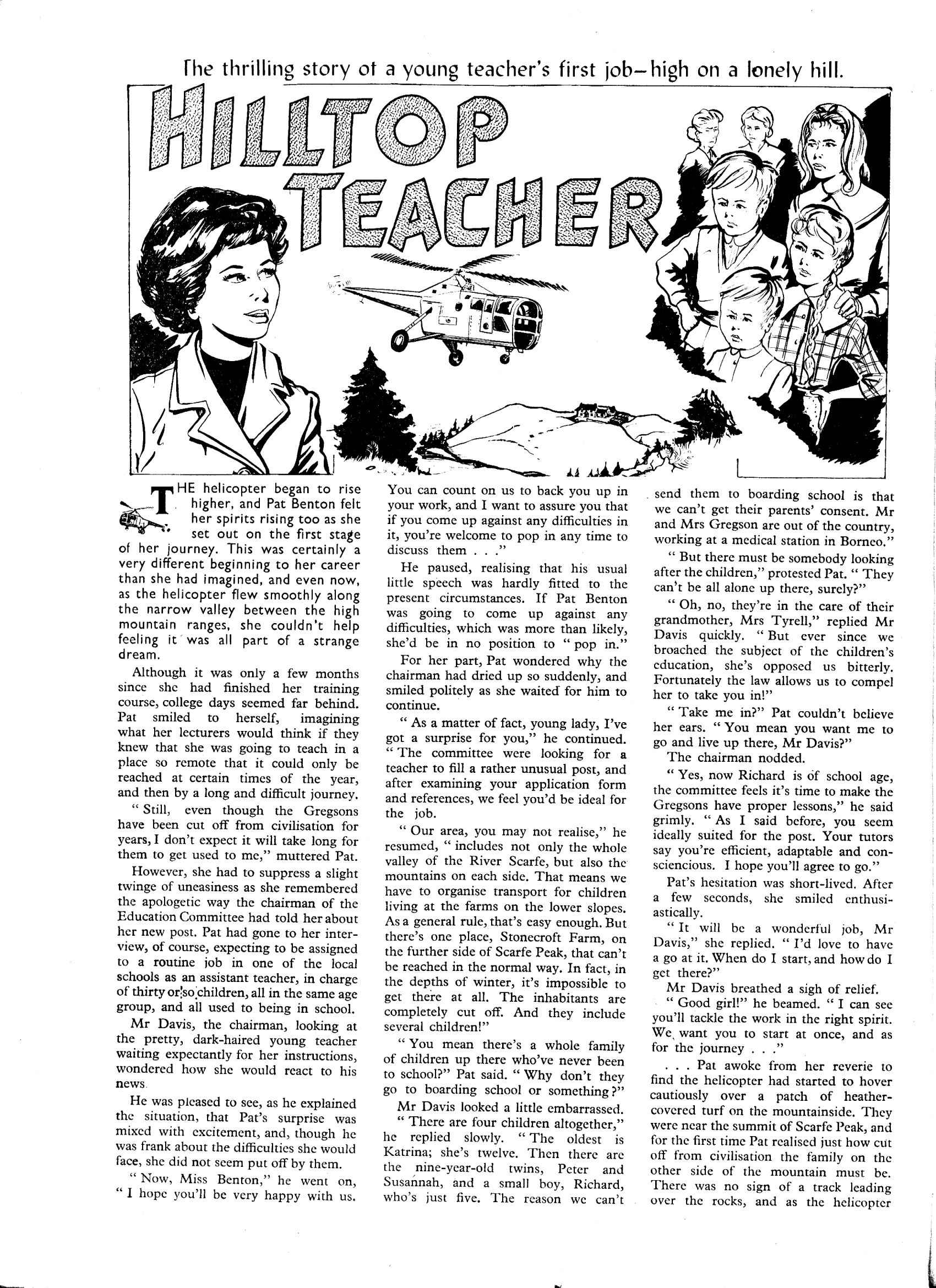 Read online Judy comic -  Issue #47 - 10