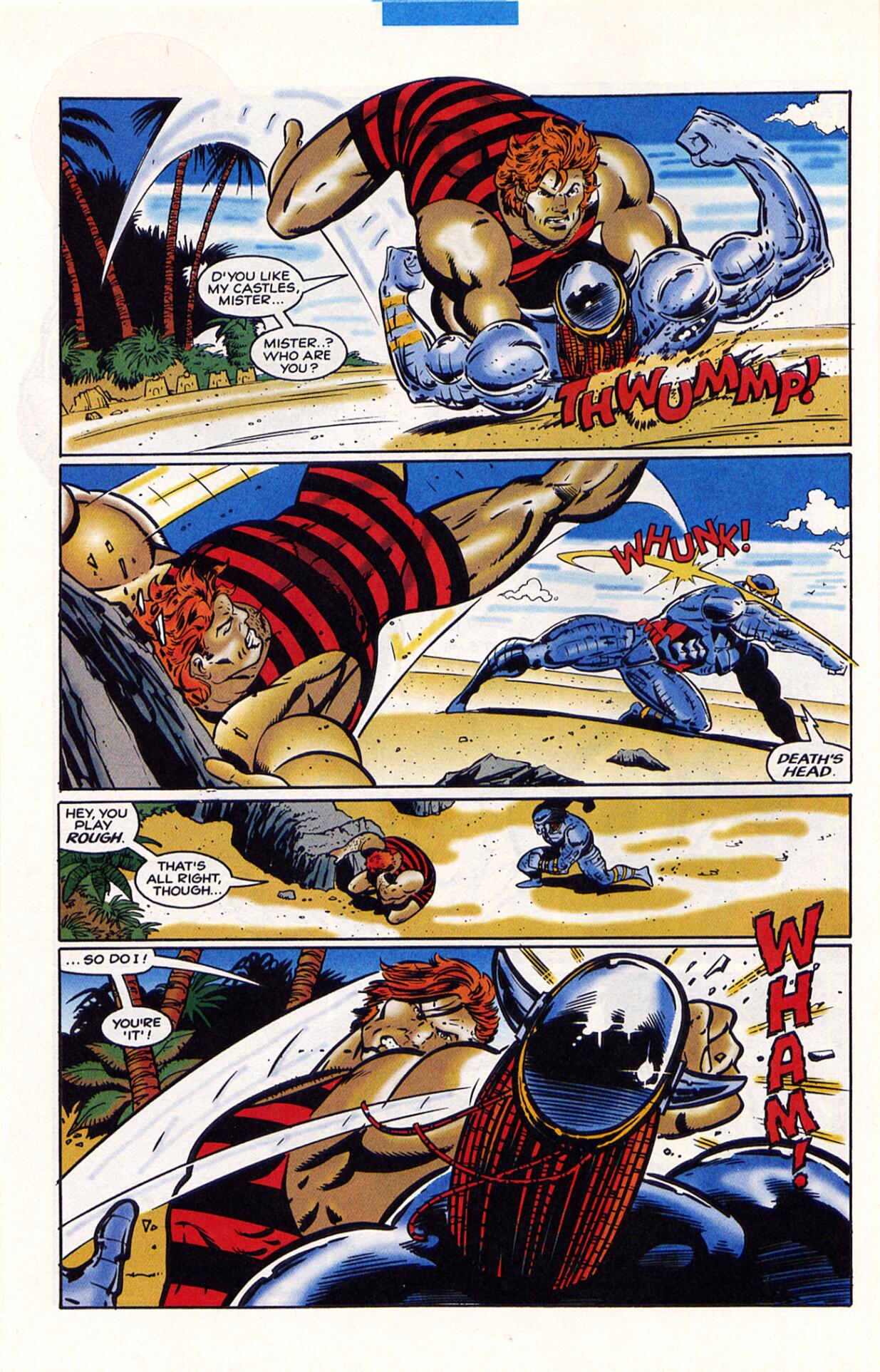 Read online Battletide comic -  Issue #1 - 16