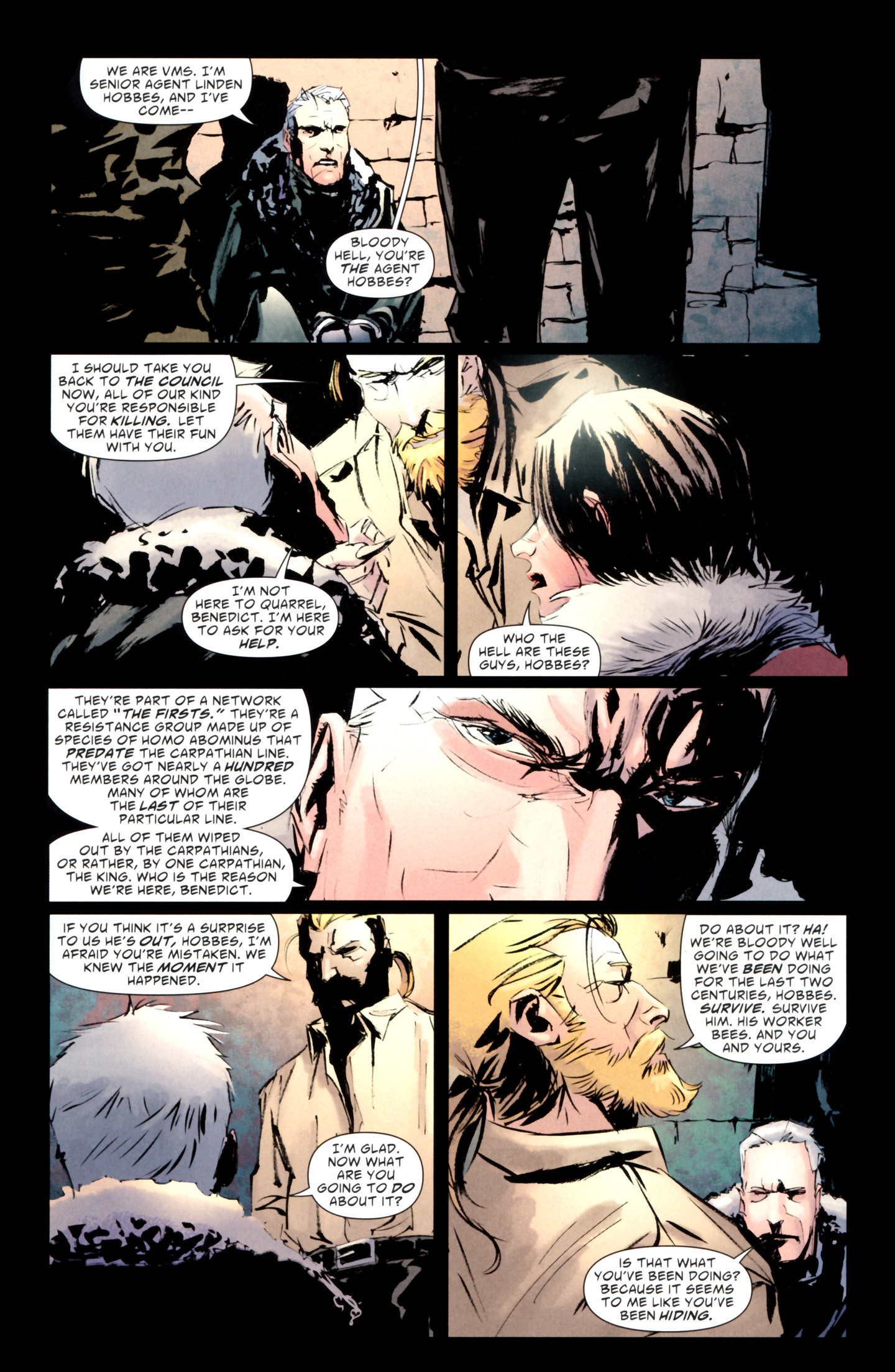 Read online American Vampire: Lord of Nightmares comic -  Issue #3 - 27