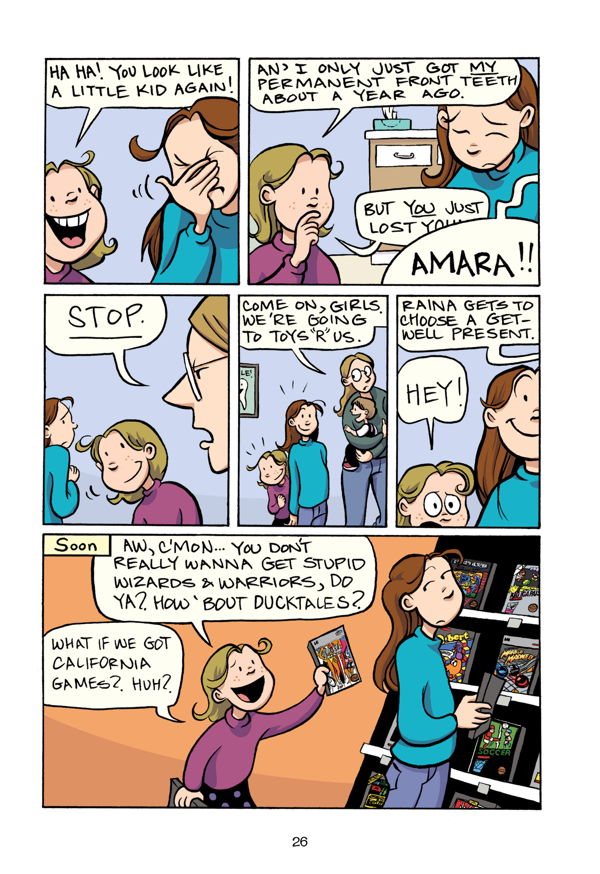 Read online Smile comic -  Issue # TPB - 32