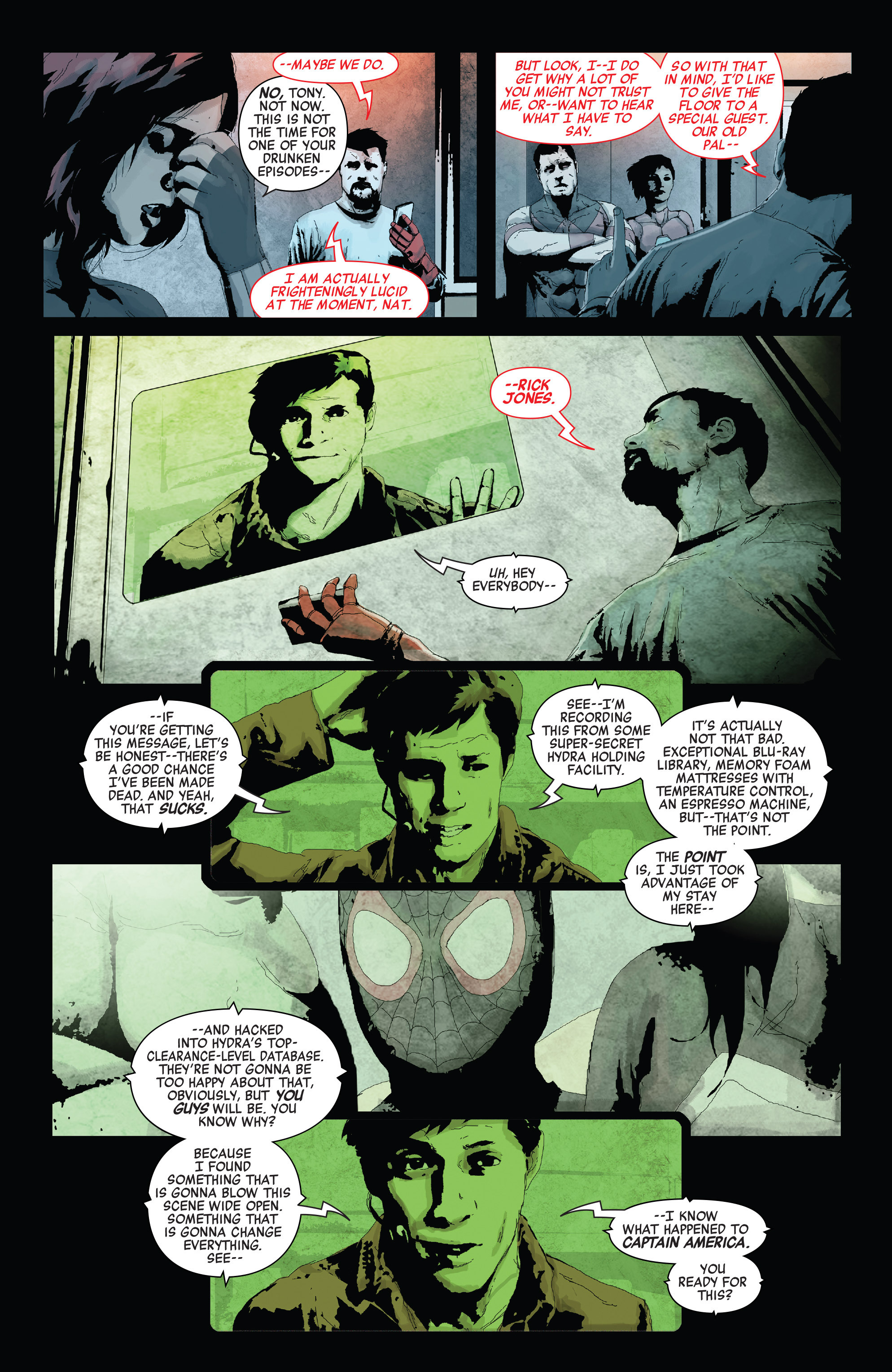 Read online Secret Empire comic -  Issue #2 - 15