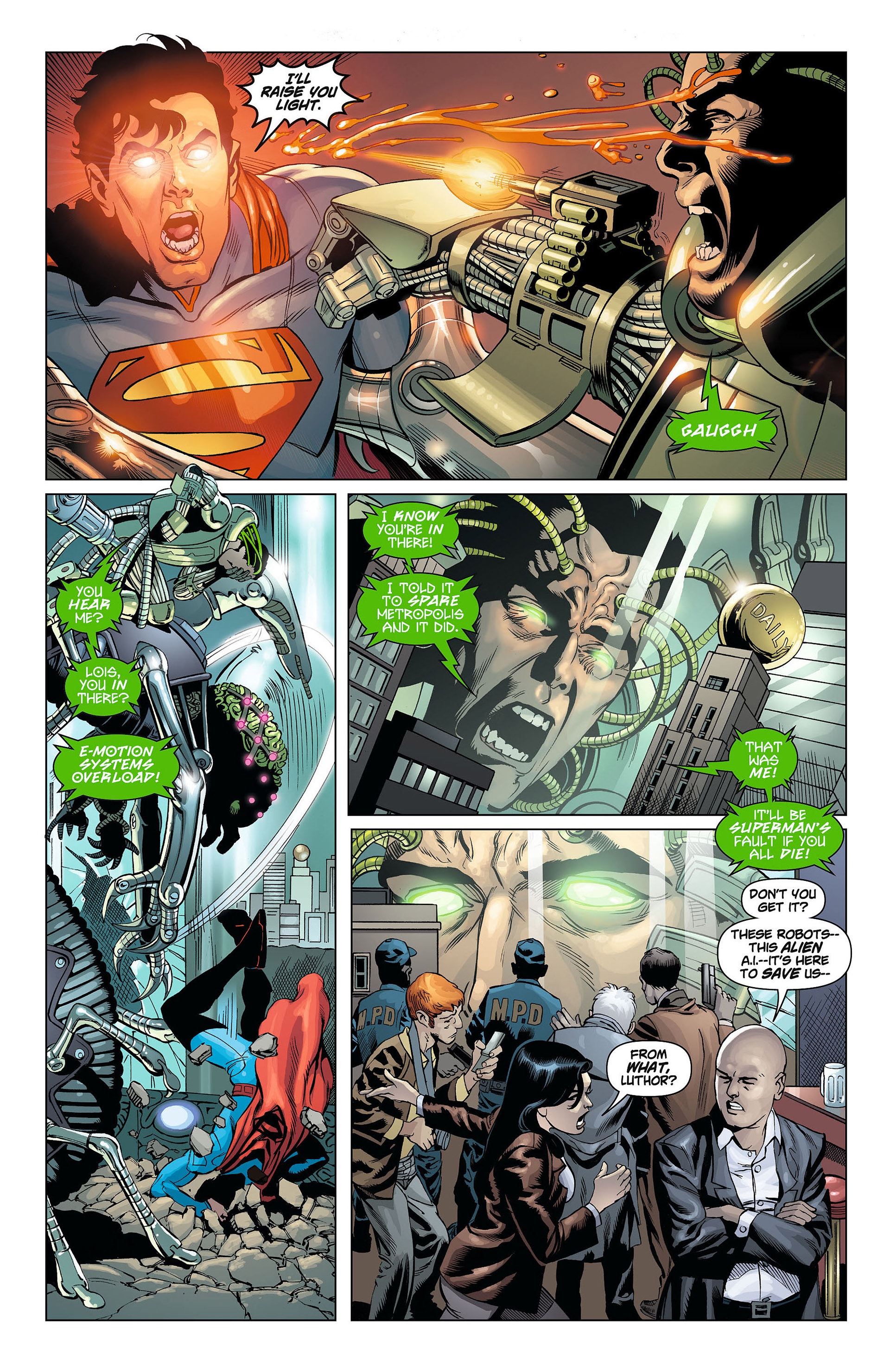 Read online Action Comics (2011) comic -  Issue #8 - 7