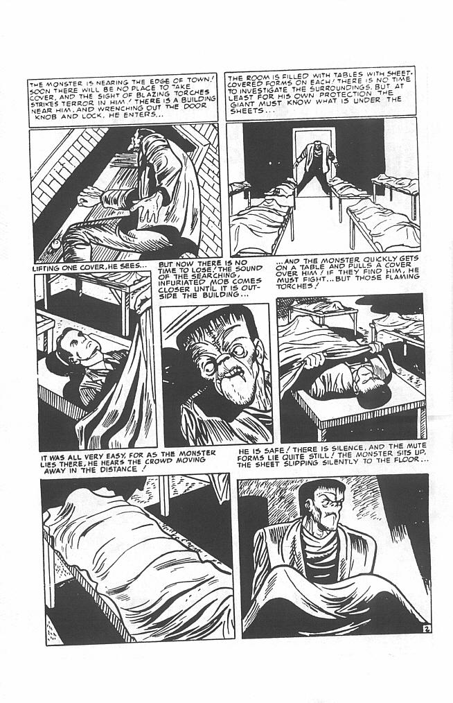 Read online Men of Mystery Comics comic -  Issue #34 - 4