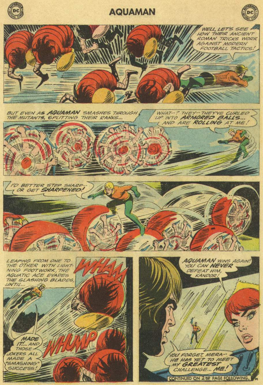 Aquaman (1962) Issue #22 #22 - English 18