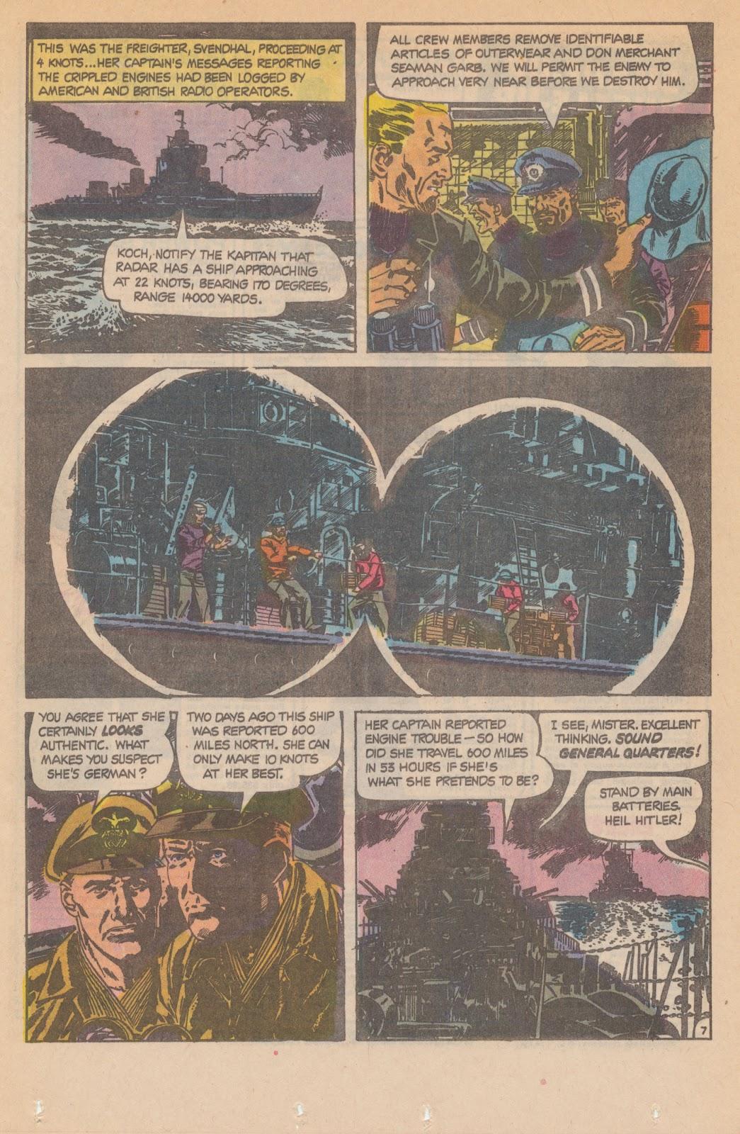 Read online Fightin' Navy comic -  Issue #133 - 21