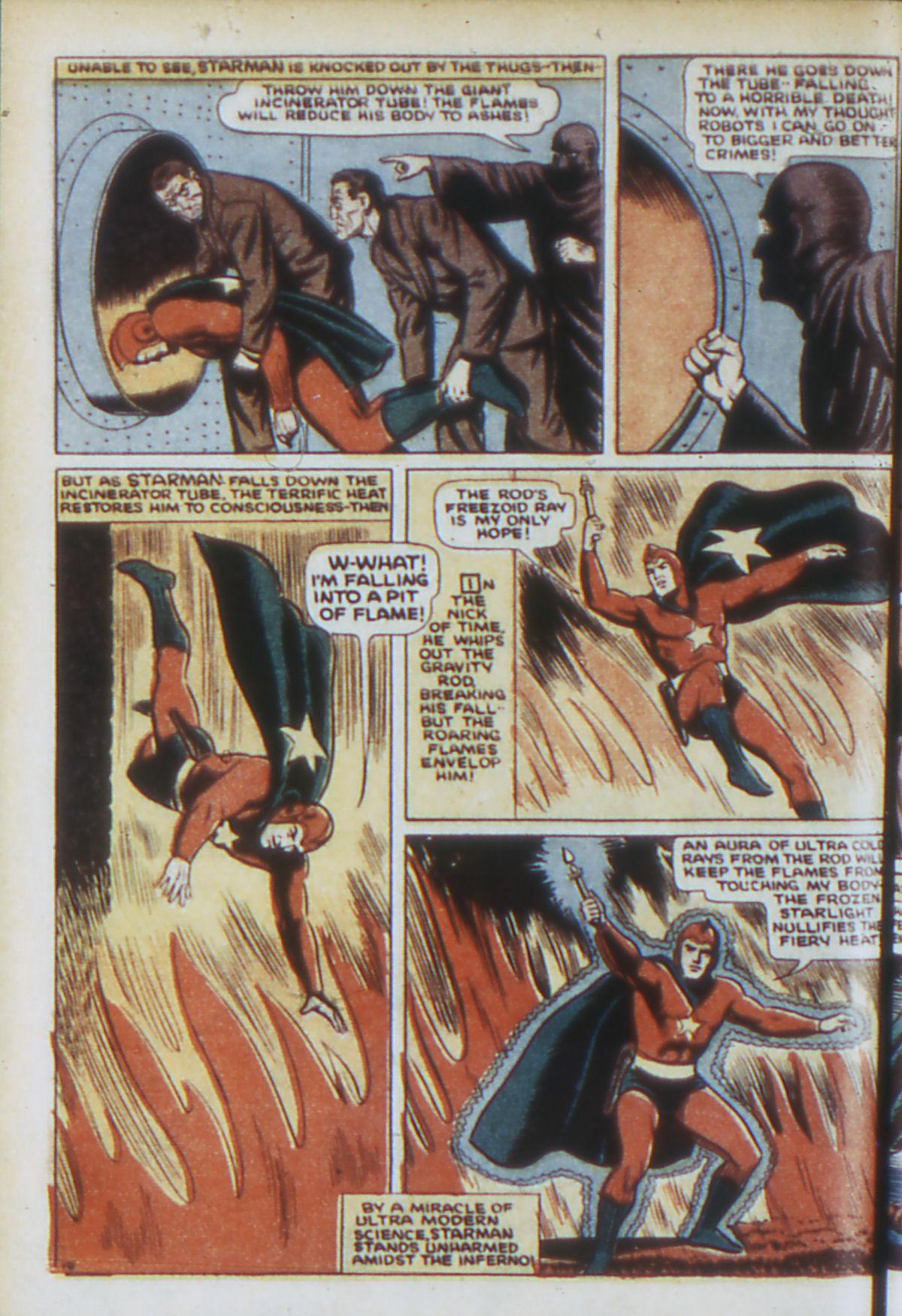 Read online Adventure Comics (1938) comic -  Issue #64 - 13