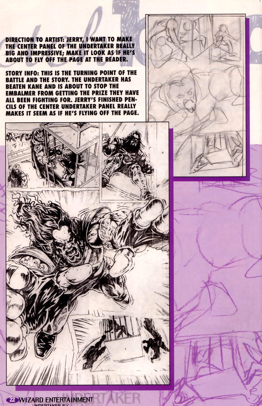 Read online Undertaker (1999) comic -  Issue #0.5 - 21