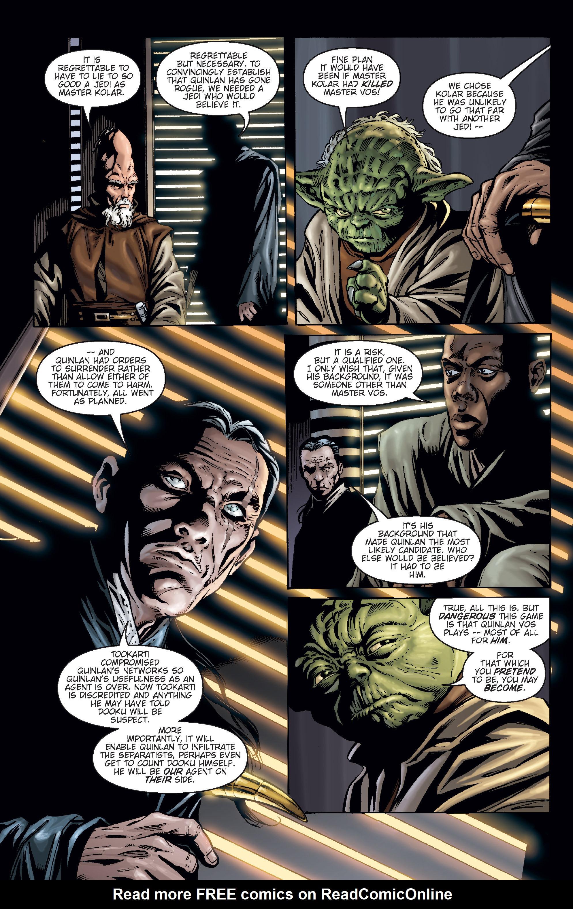 Read online Star Wars Omnibus comic -  Issue # Vol. 24 - 274