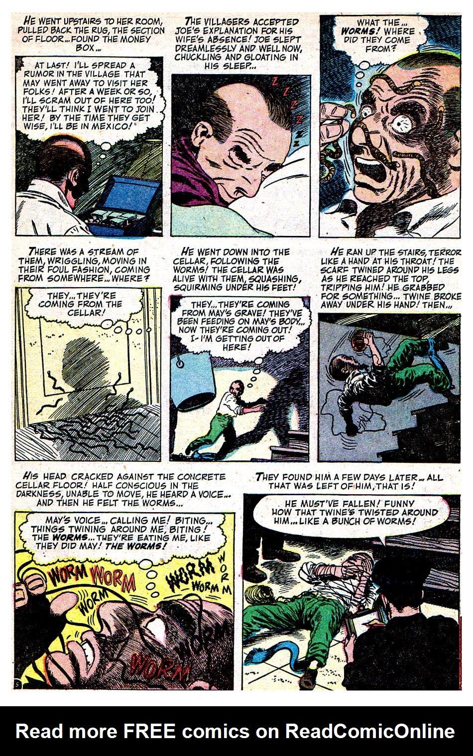 Read online Adventures into Weird Worlds comic -  Issue #30 - 11