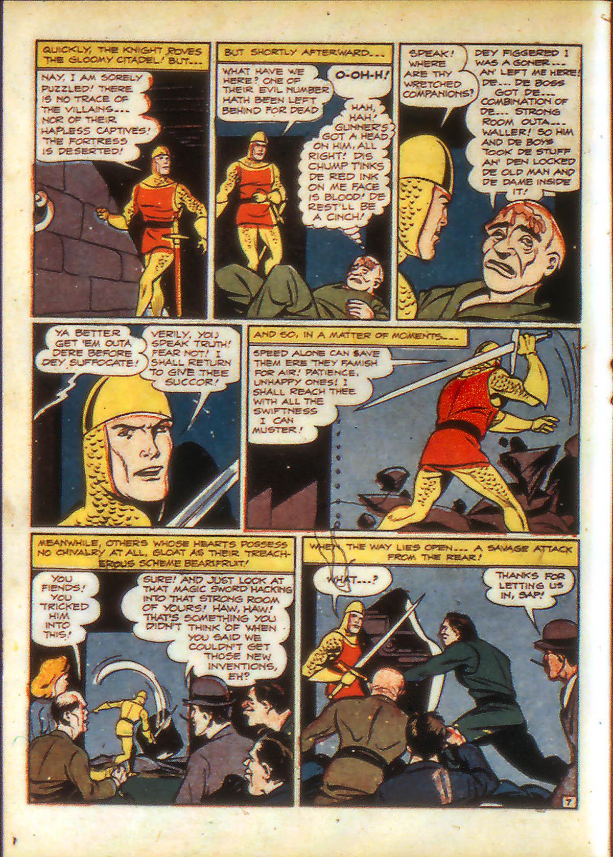 Read online Adventure Comics (1938) comic -  Issue #88 - 26