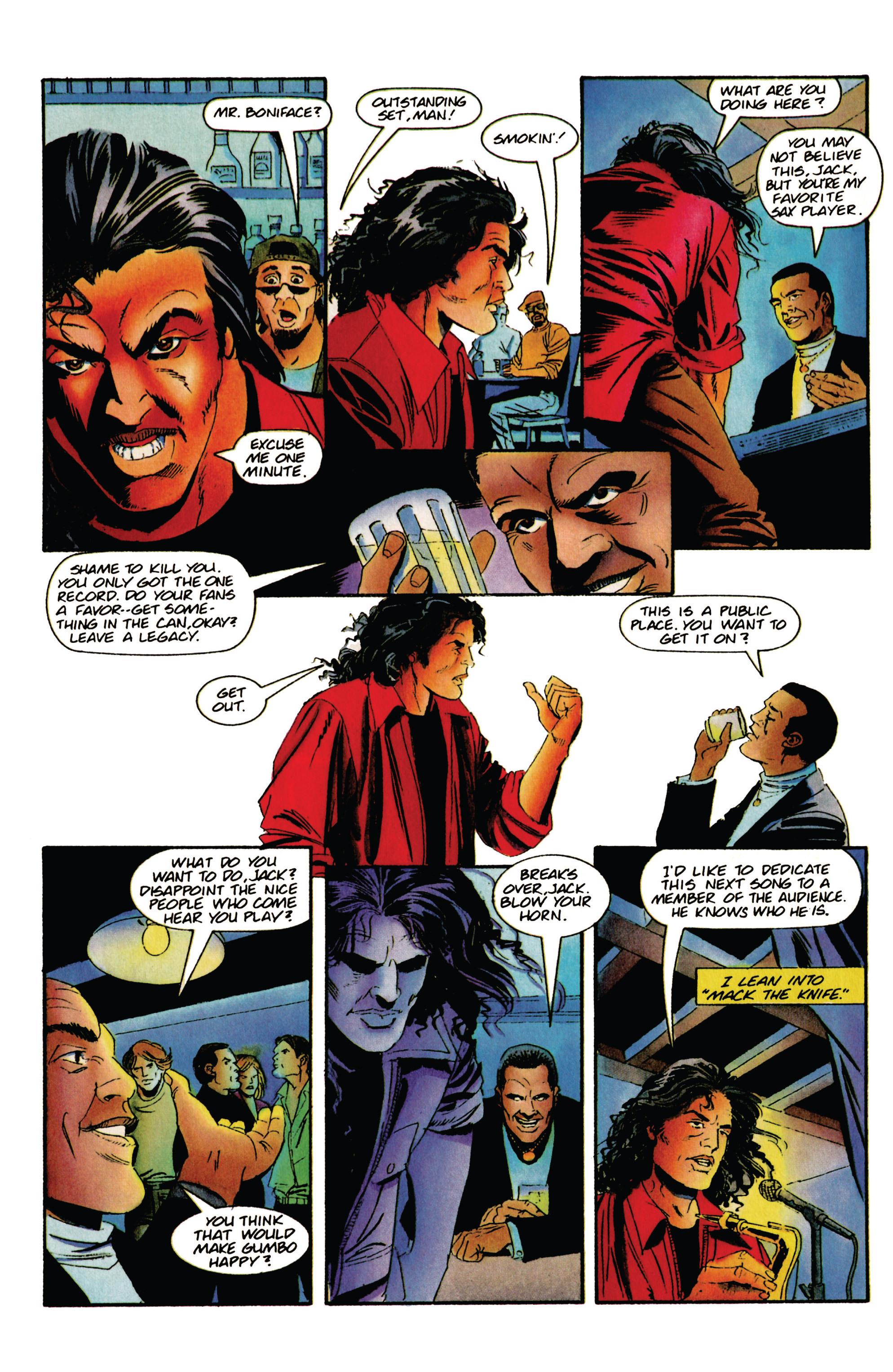 Read online Shadowman (1992) comic -  Issue #35 - 11