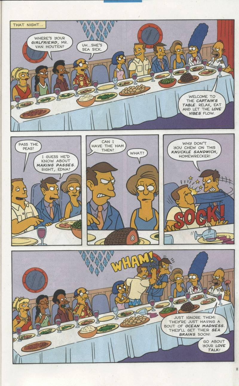 Read online Simpsons Comics comic -  Issue #66 - 12