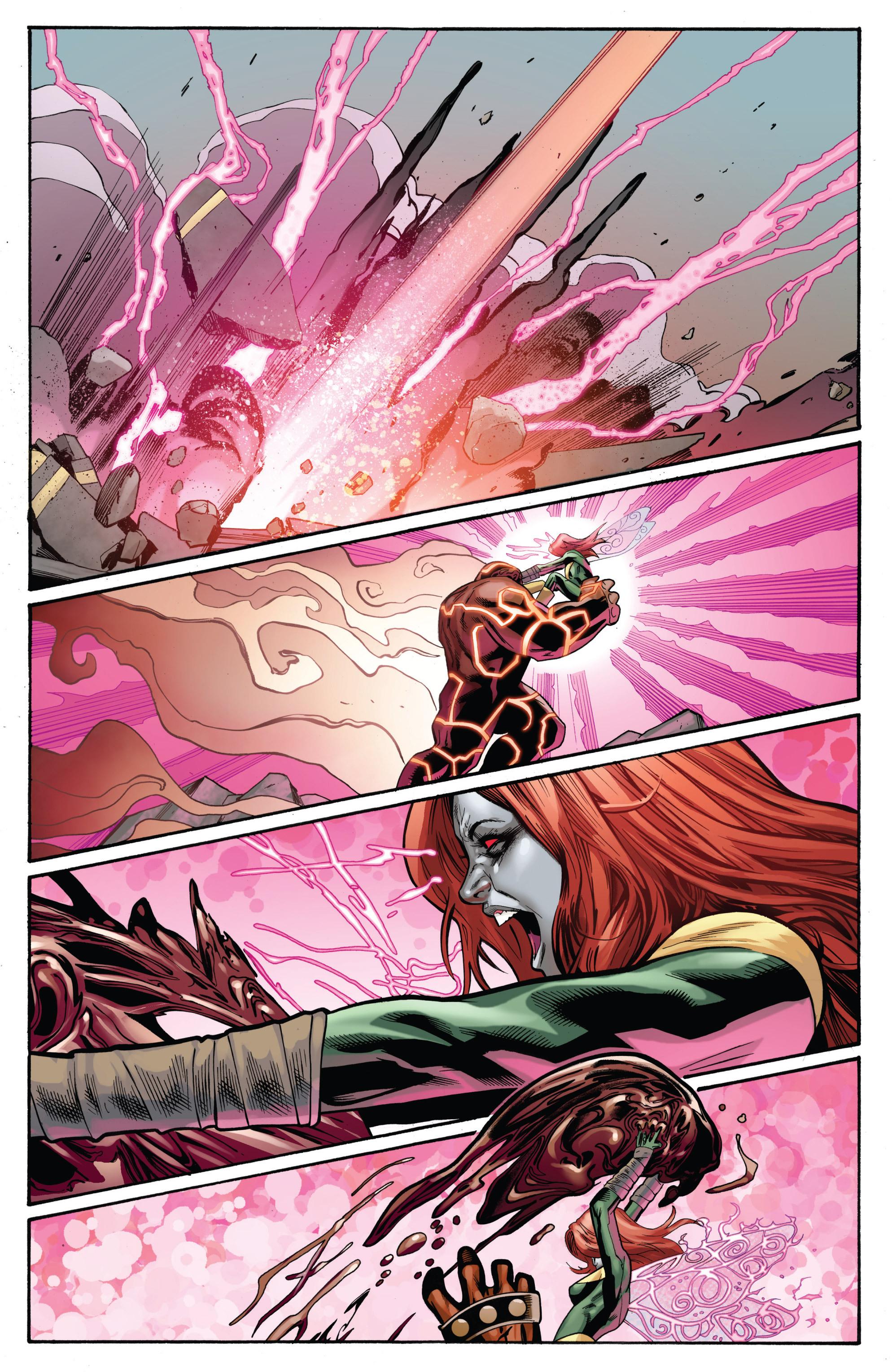 Read online Uncanny X-Men (1963) comic -  Issue #541 - 18