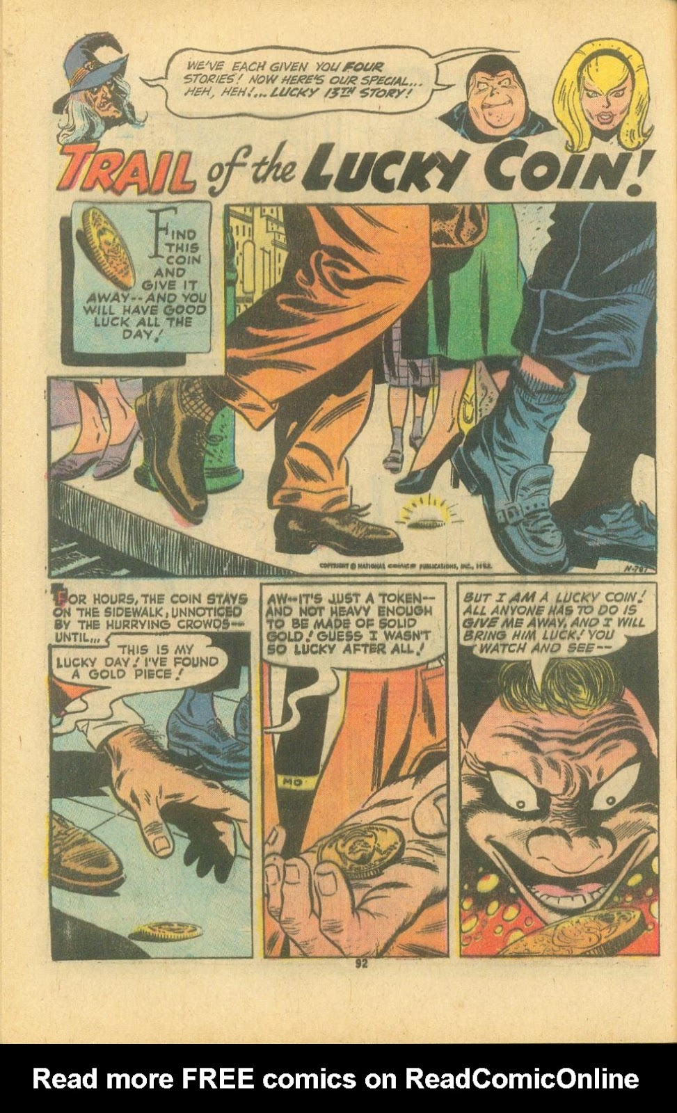 The Witching Hour (1969) issue 38 - Page 94