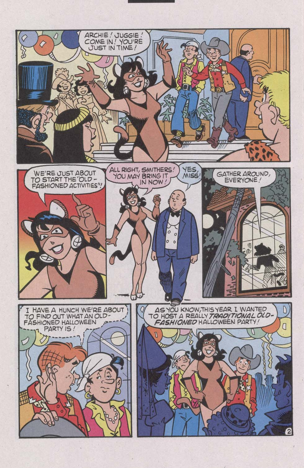 Read online Archie (1960) comic -  Issue #541 - 30