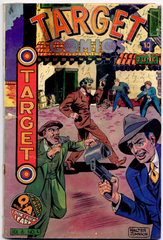 Target Comics 60 Page 1