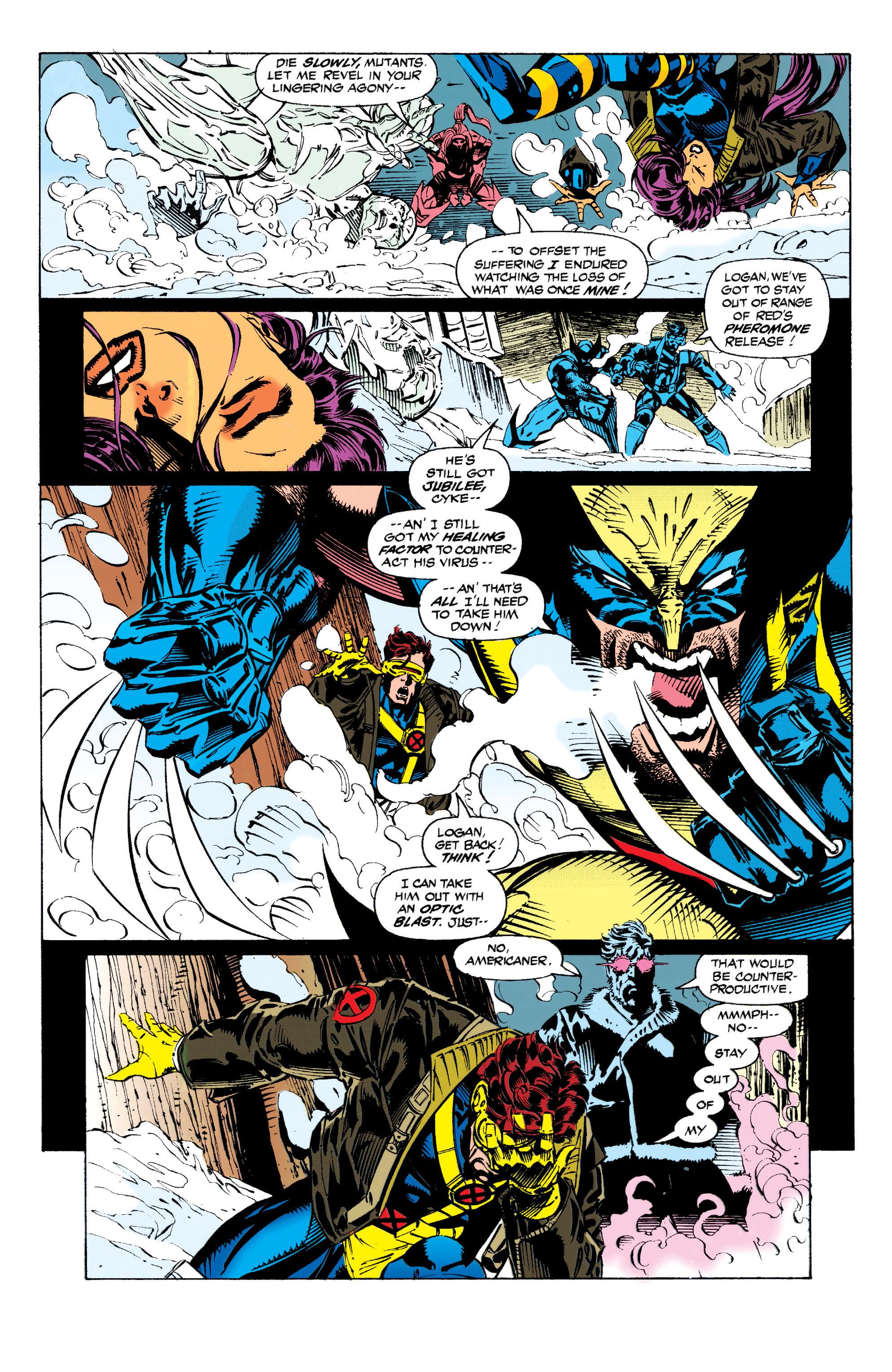 X-Men (1991) 18 Page 14