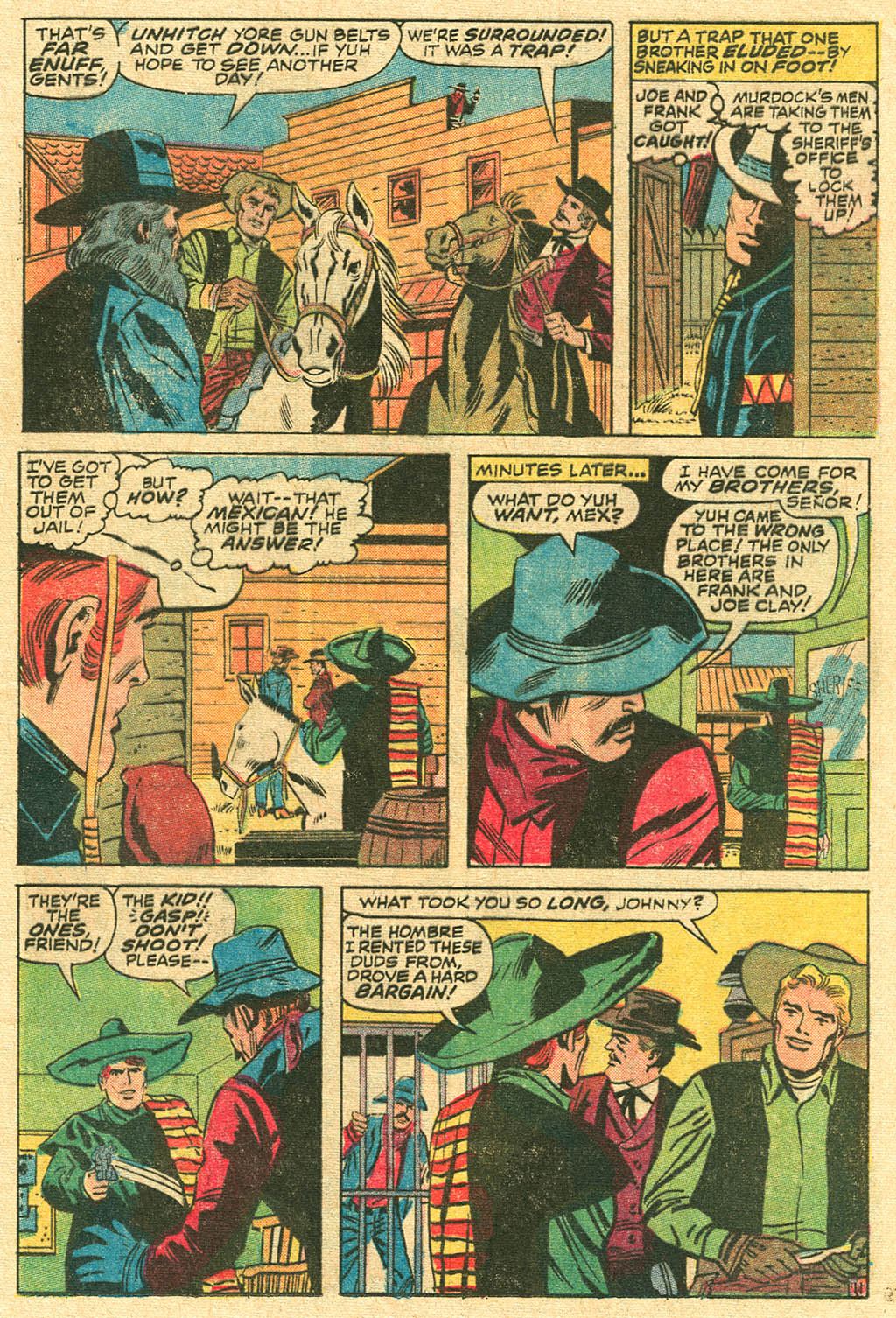 The Rawhide Kid (1955) issue 100 - Page 17