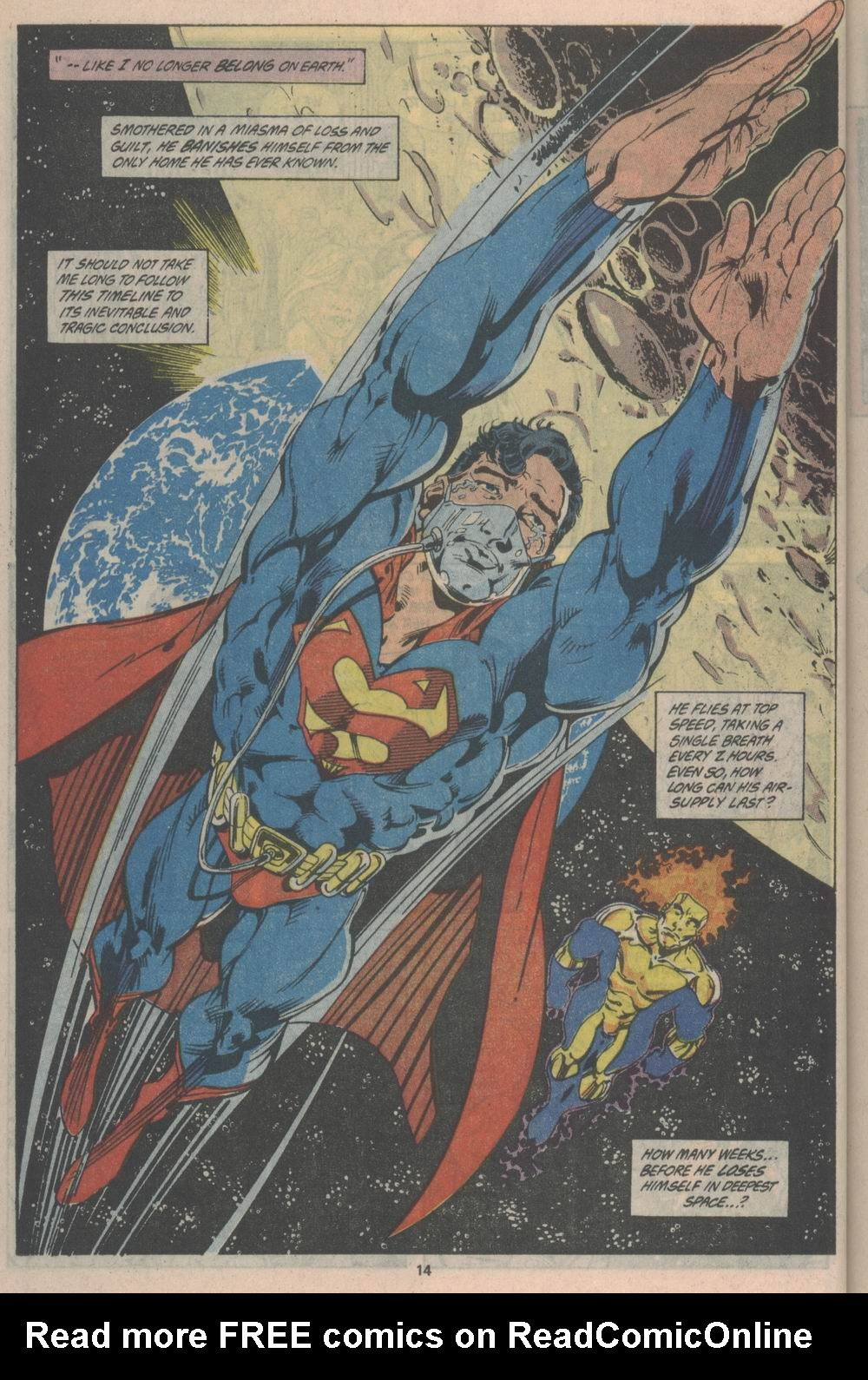Adventures of Superman (1987) issue _Annual_3 - Page 14