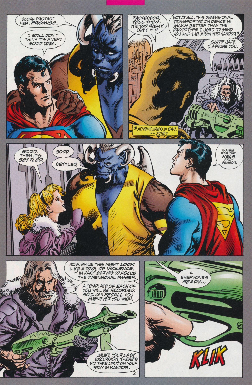 Action Comics (1938) 749 Page 29