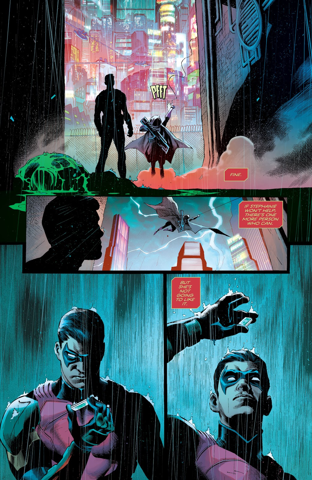 Future State: Robin Eternal issue 1 - Page 11