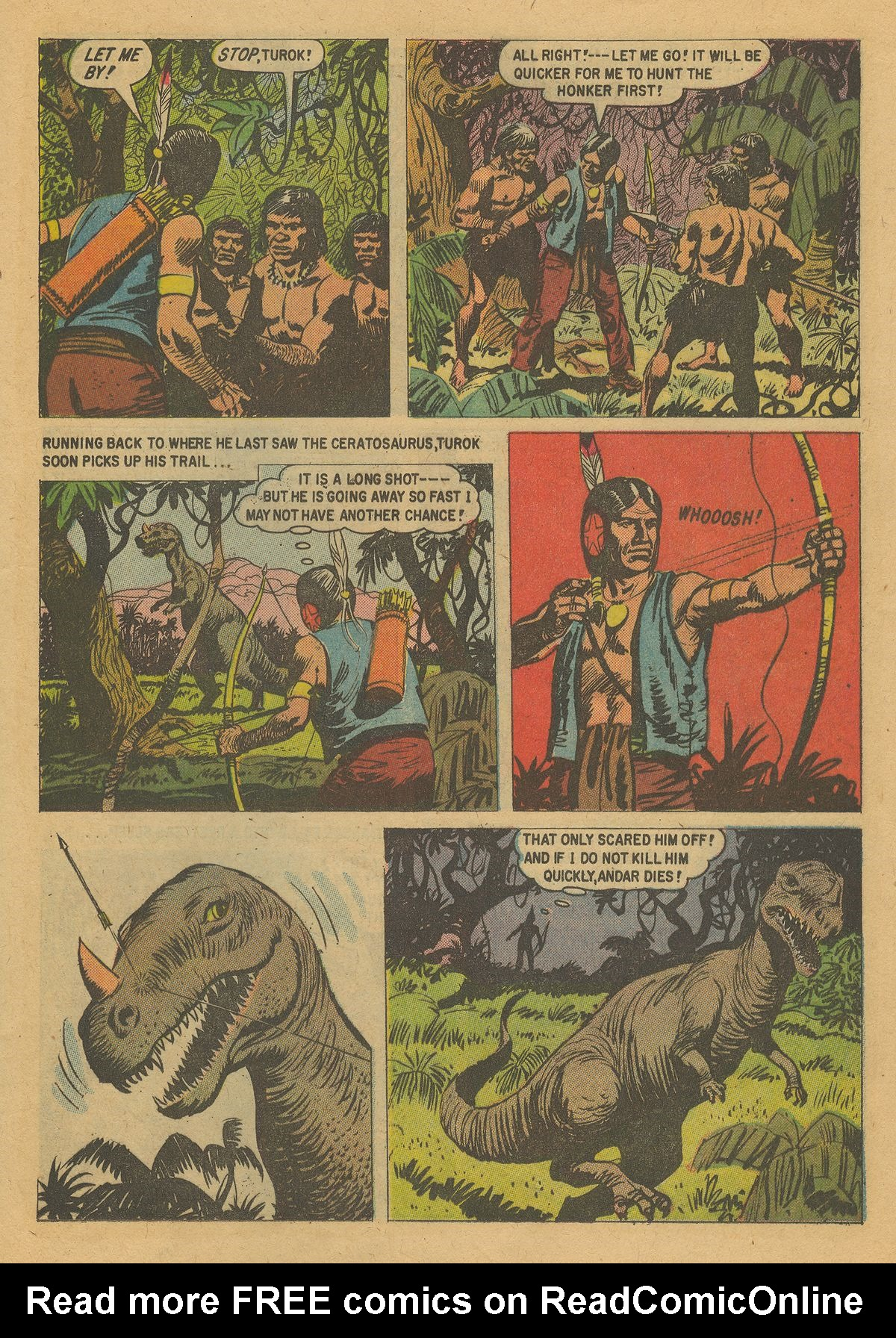 Read online Turok, Son of Stone comic -  Issue #16 - 25