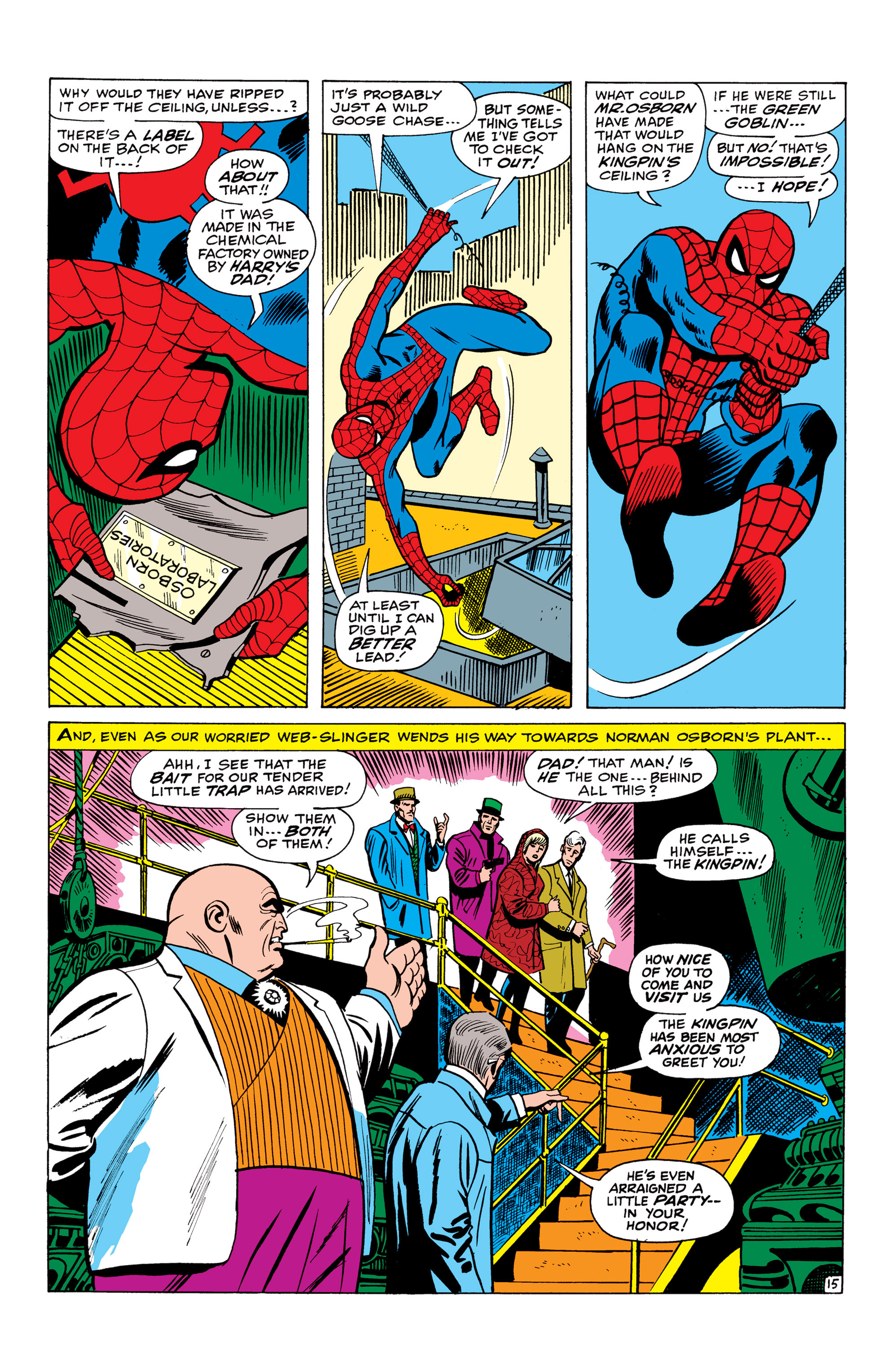 The Amazing Spider-Man (1963) 61 Page 15
