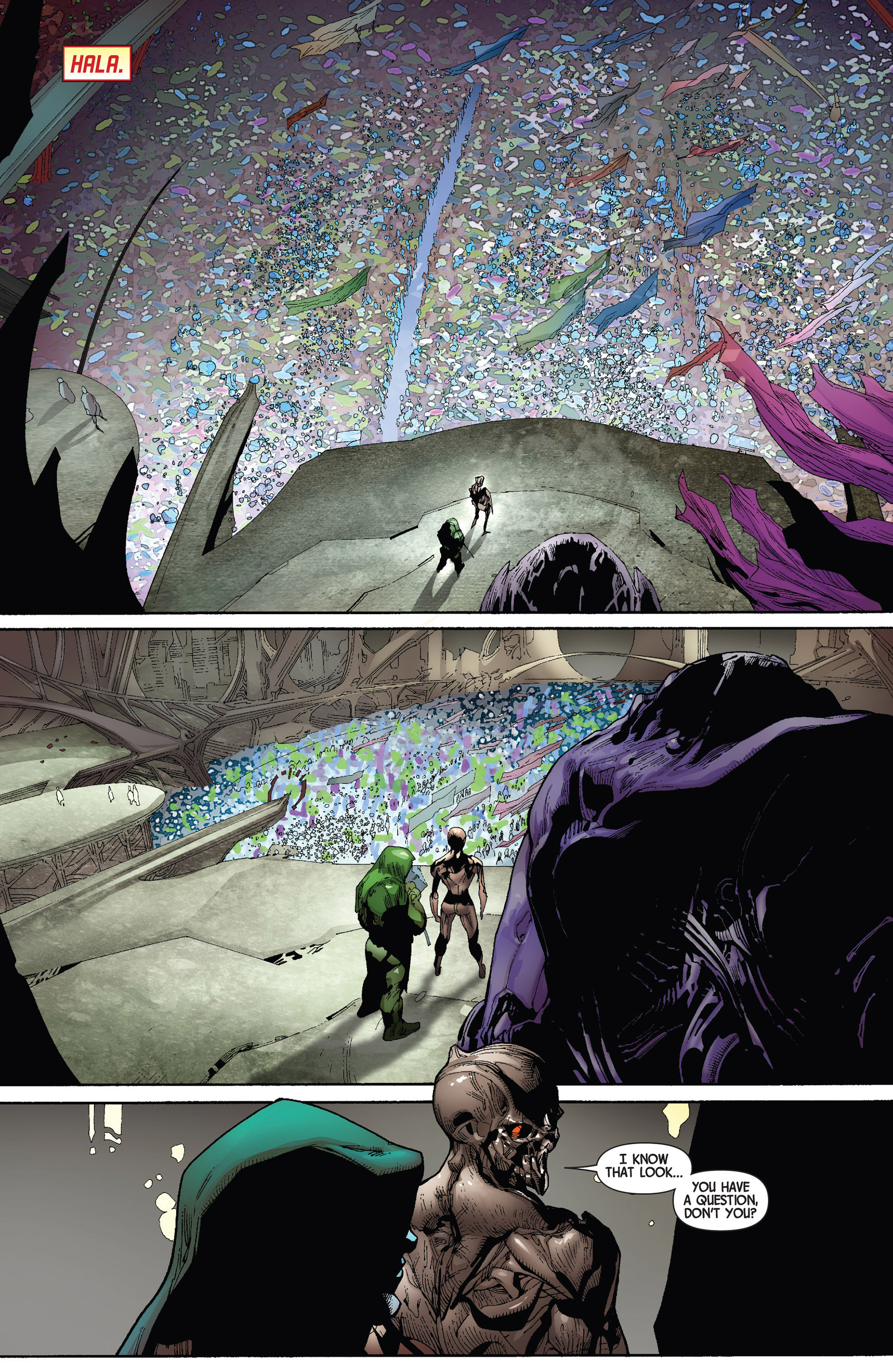 Read online Avengers (2013) comic -  Issue #20 - 15