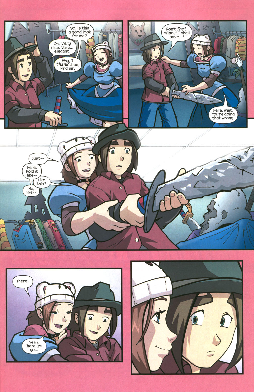 Read online Sentinel comic -  Issue #3 - 19