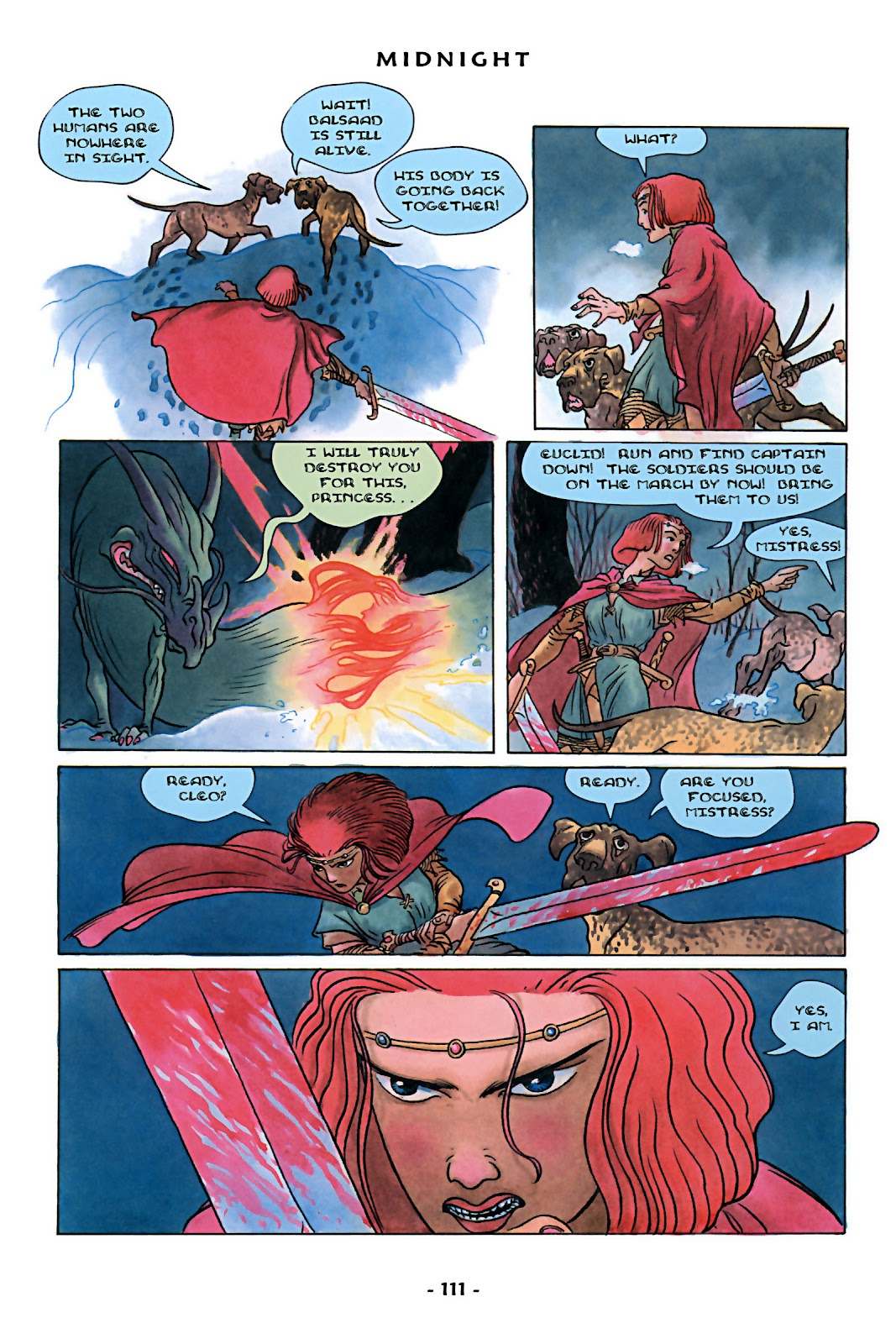 Read online Rose (2000) comic -  Issue # TPB - 116