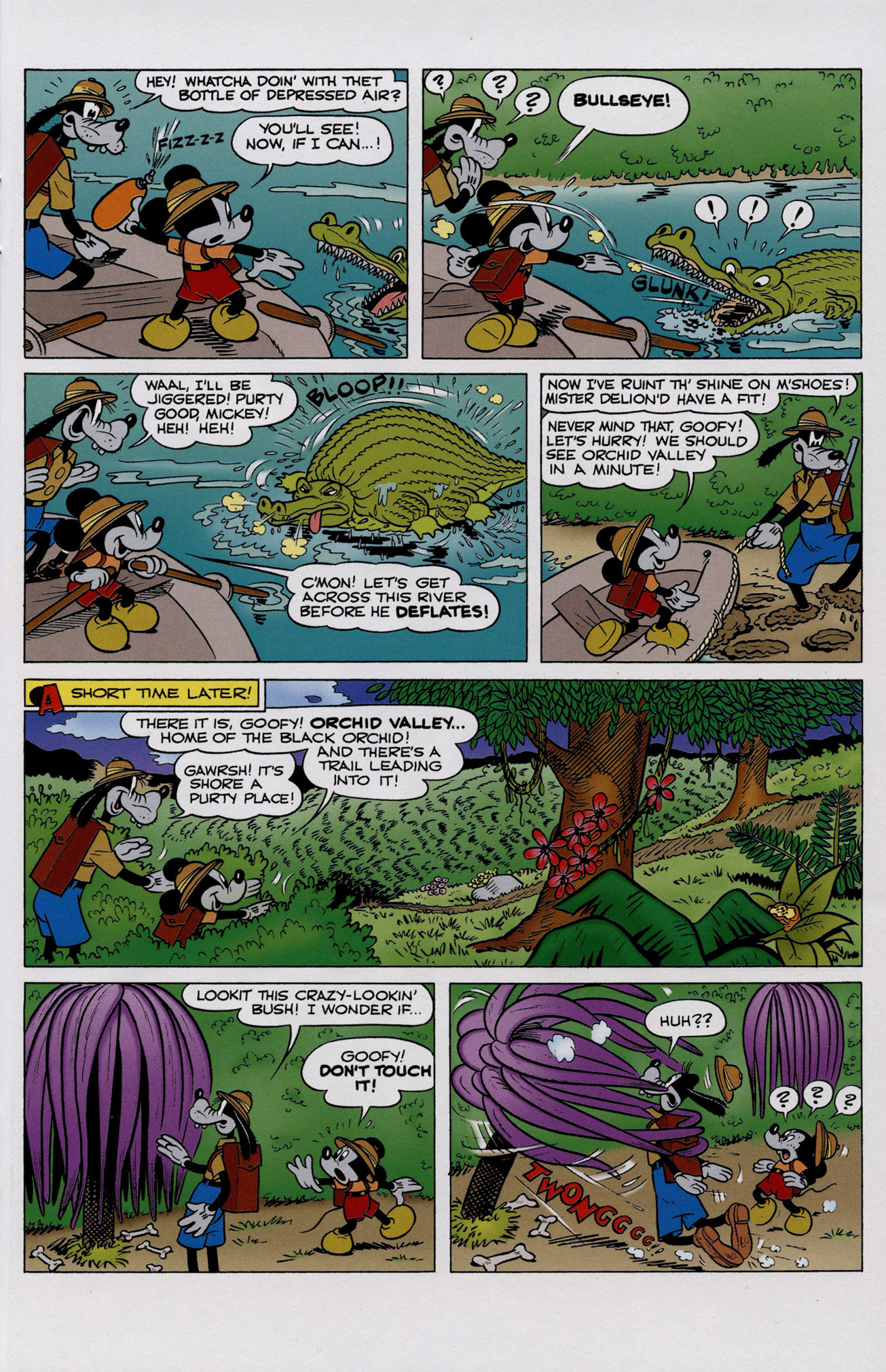 Read online Mickey Mouse (2011) comic -  Issue #307 - 11