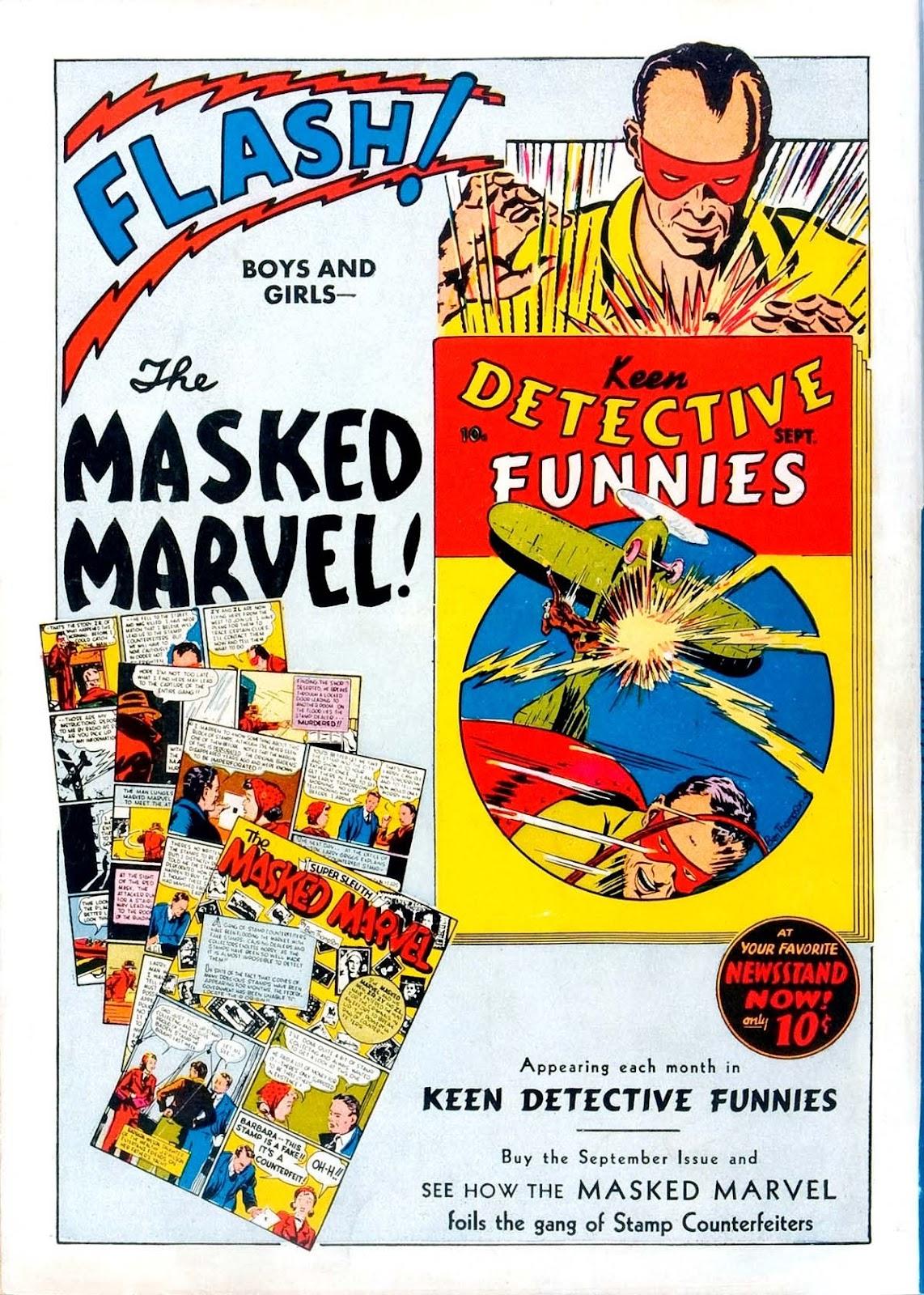 Amazing Man Comics issue 5 - Page 68