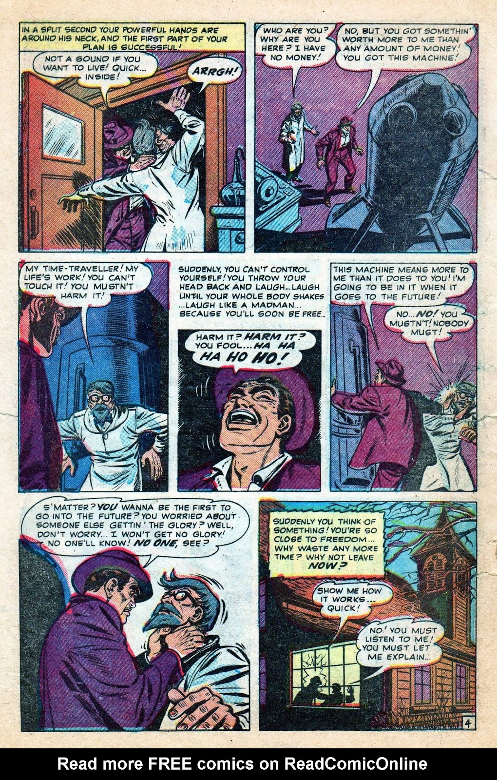 Suspense issue 15 - Page 7