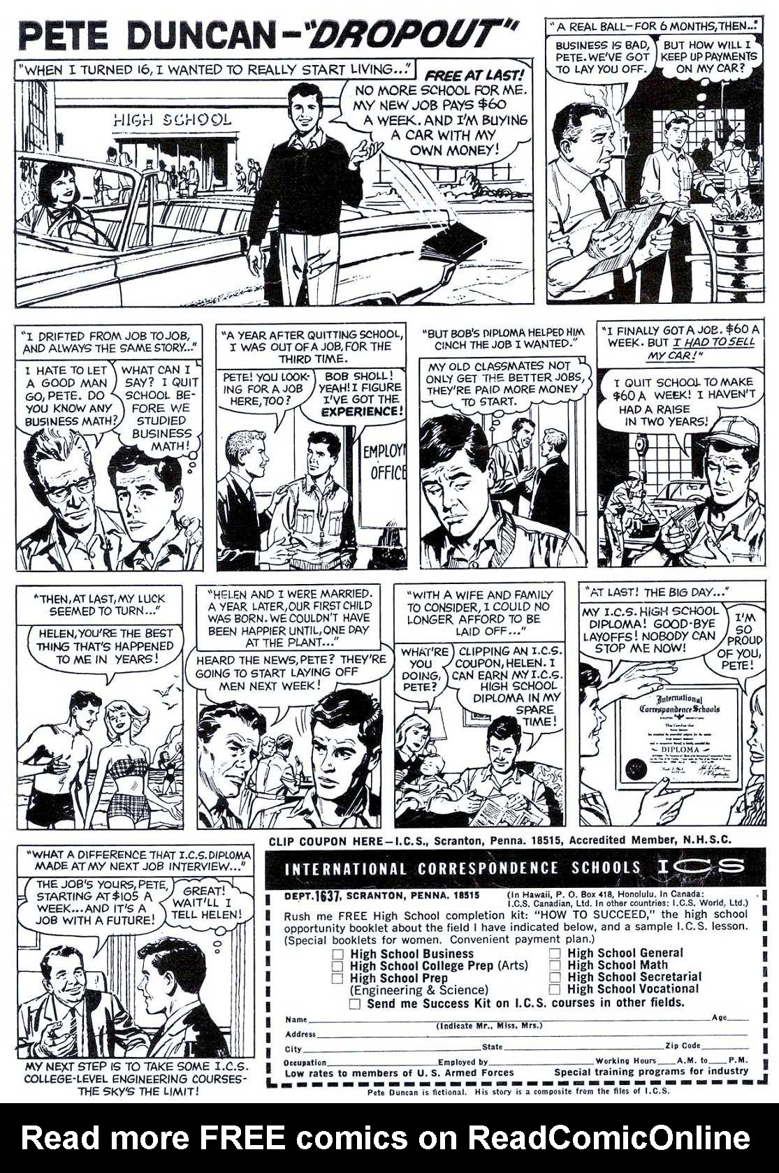 Read online Archie (1960) comic -  Issue #164 - 35