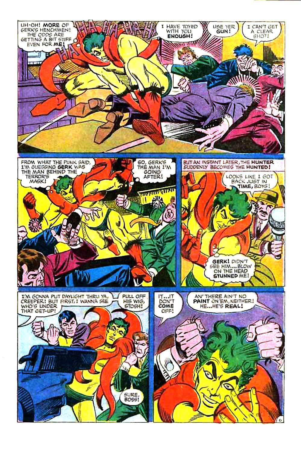 Beware The Creeper (1968) issue 1 - Page 9